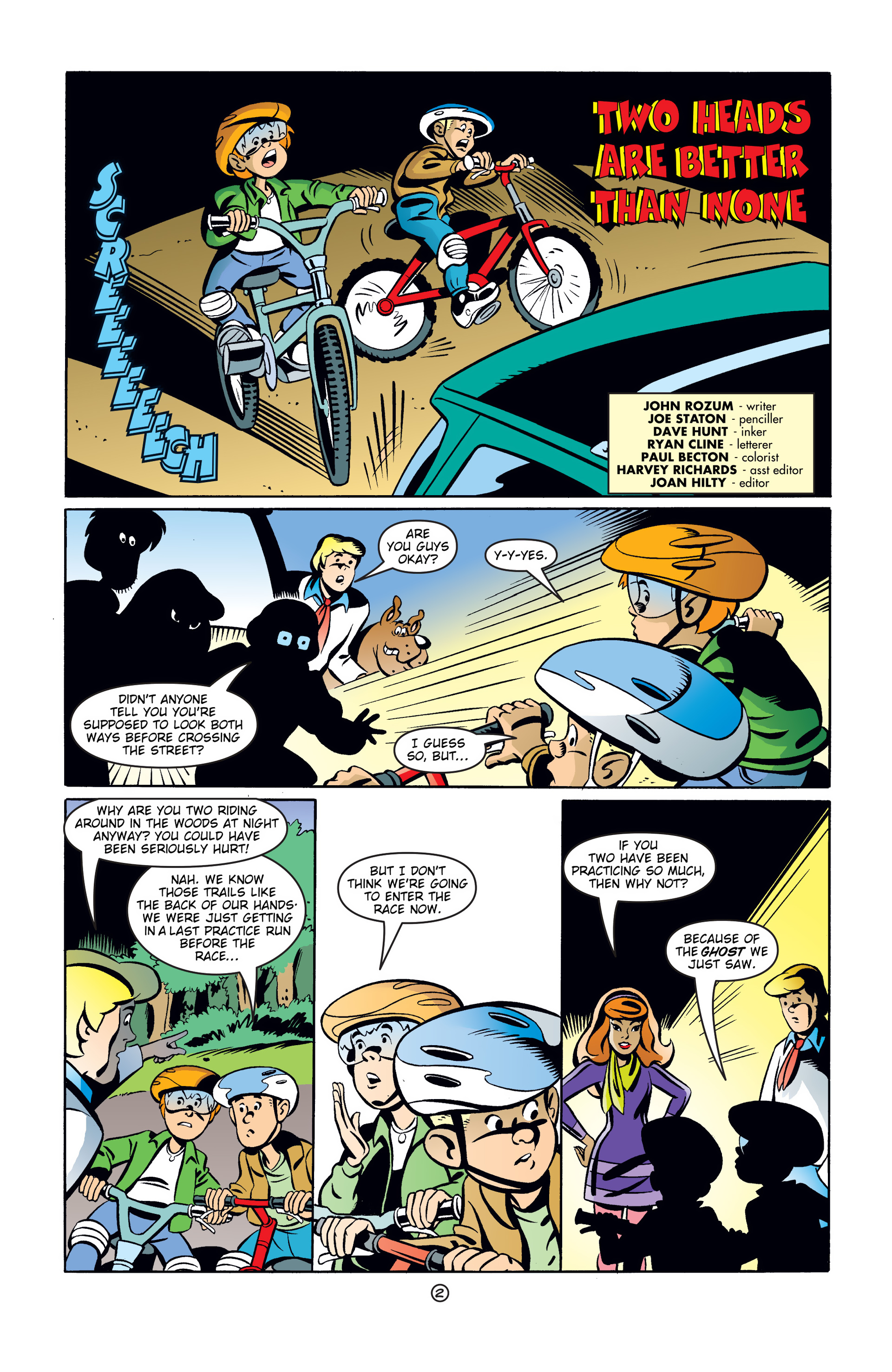 Read online Scooby-Doo (1997) comic -  Issue #39 - 3