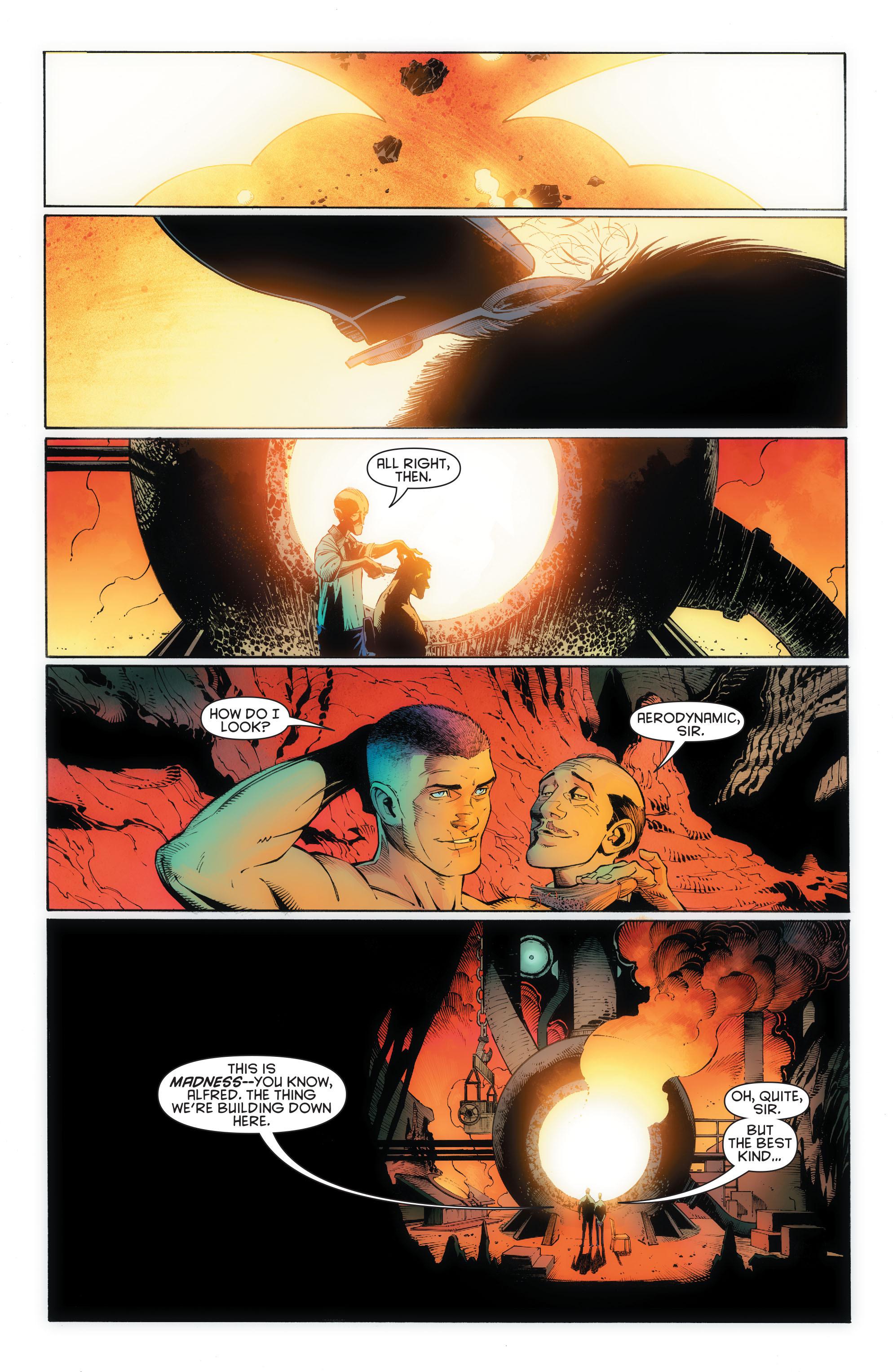 DC Comics: Zero Year chap tpb pic 7