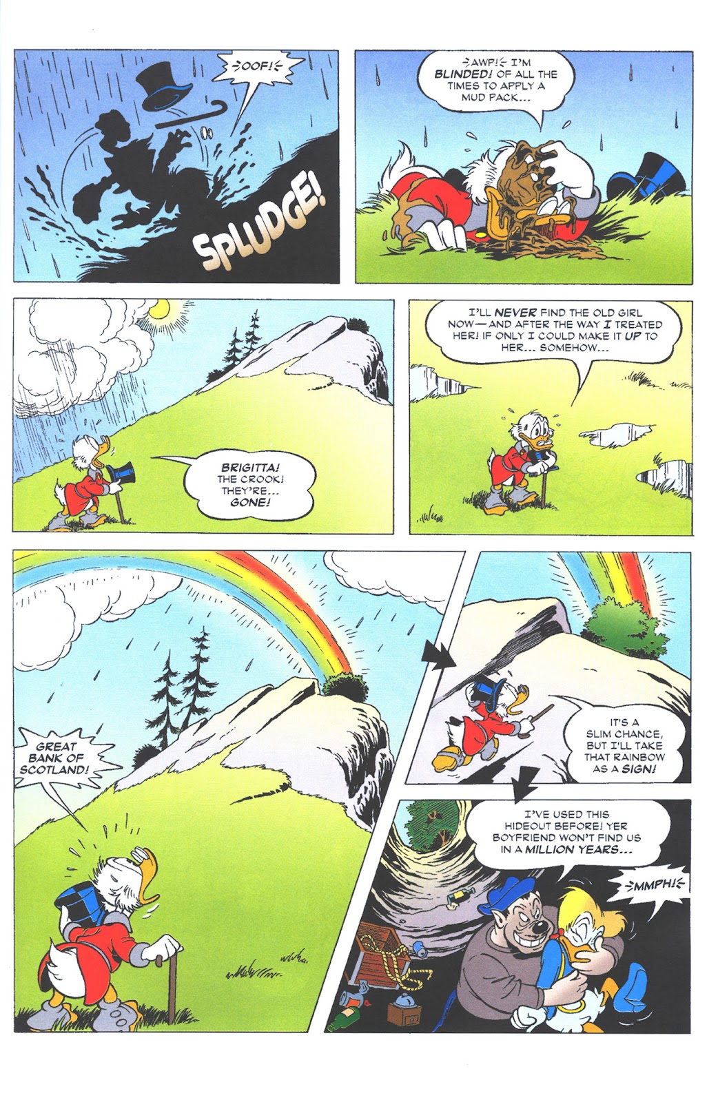 Uncle Scrooge (1953) Issue #374 #374 - English 43