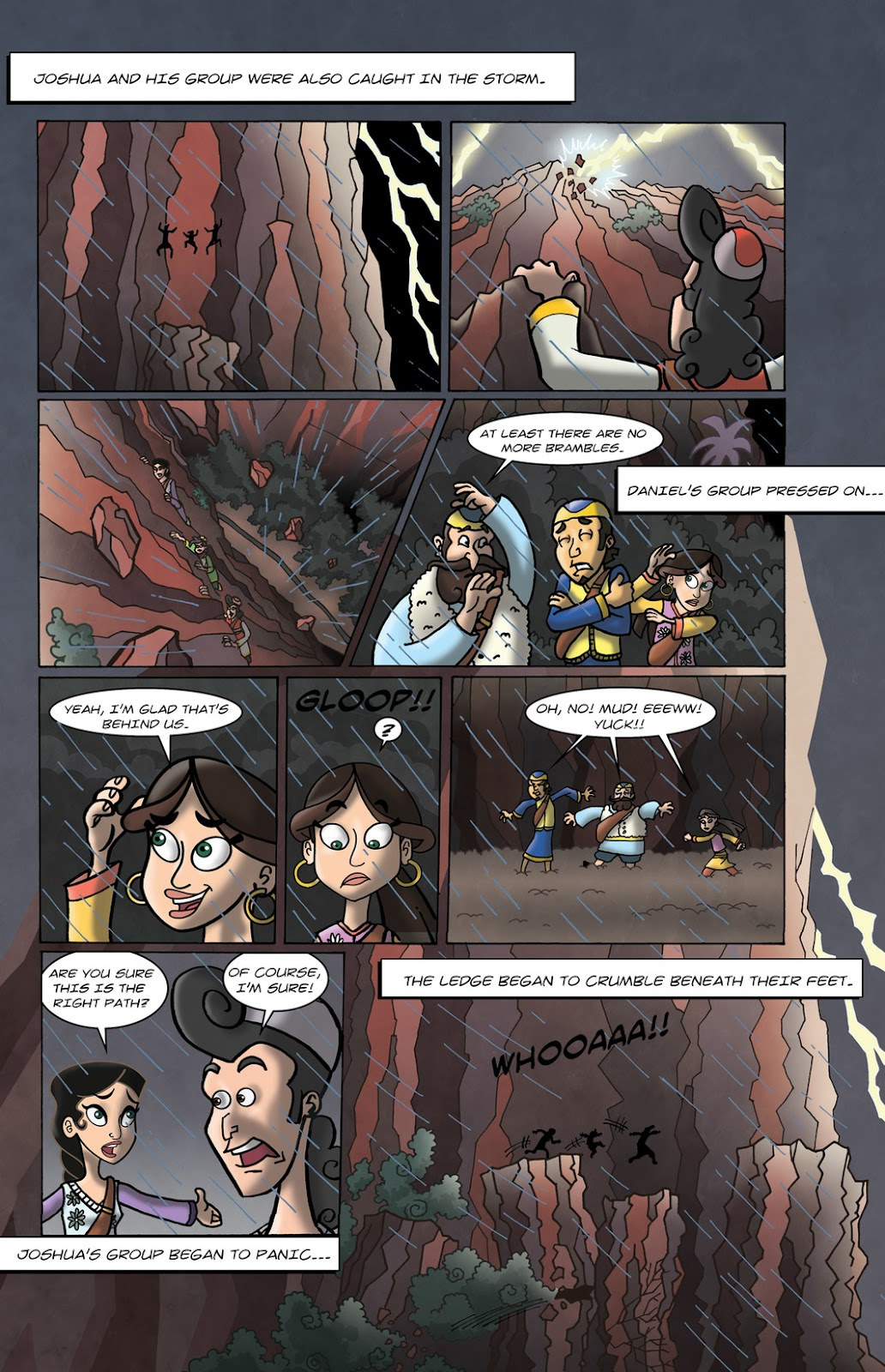 1001 Nights Issue #10 Page 21