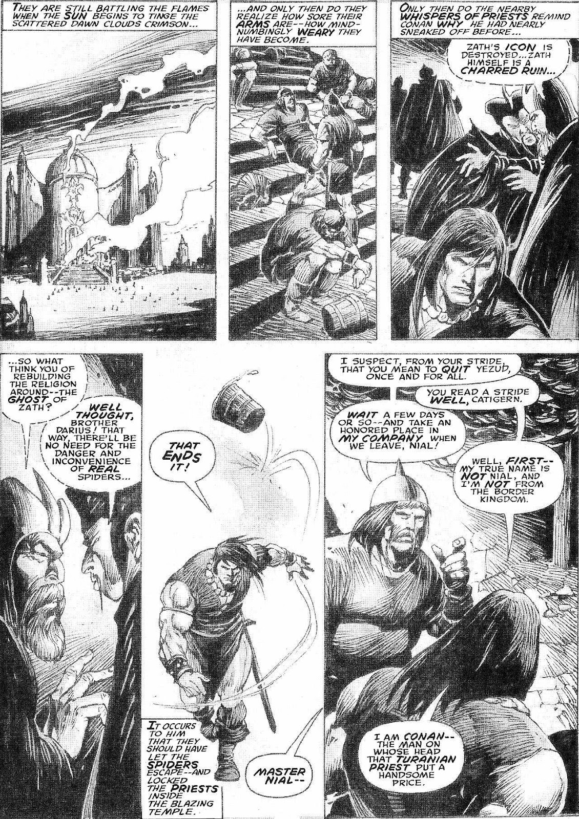 The Savage Sword Of Conan Issue #210 #211 - English 43