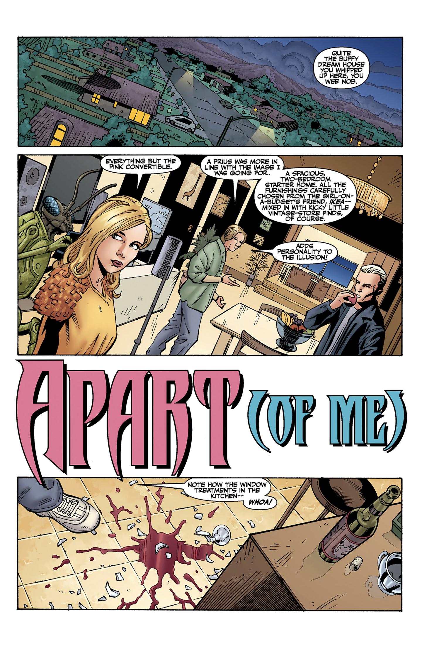 Read online Buffy the Vampire Slayer Season Nine comic -  Issue #9 - 4