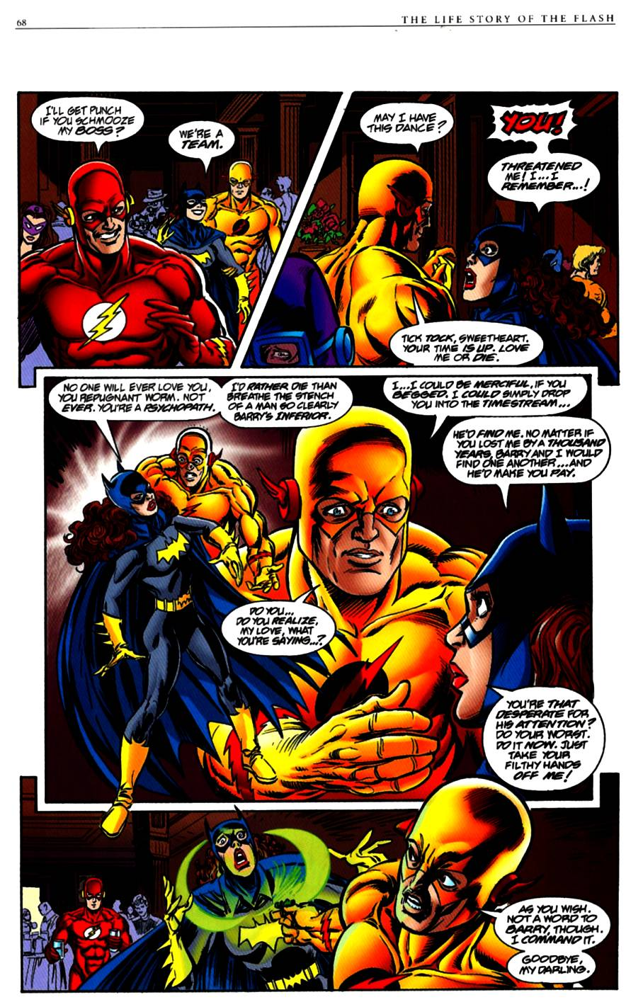 Read online The Life Story of the Flash comic -  Issue # Full - 70