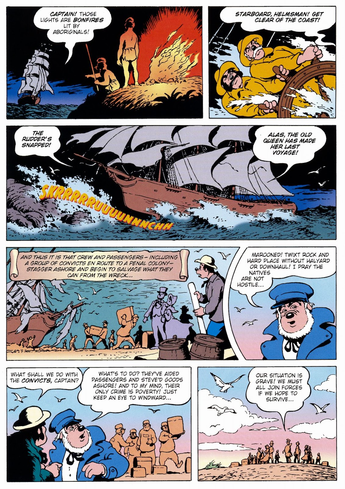 Uncle Scrooge (1953) Issue #327 #327 - English 4