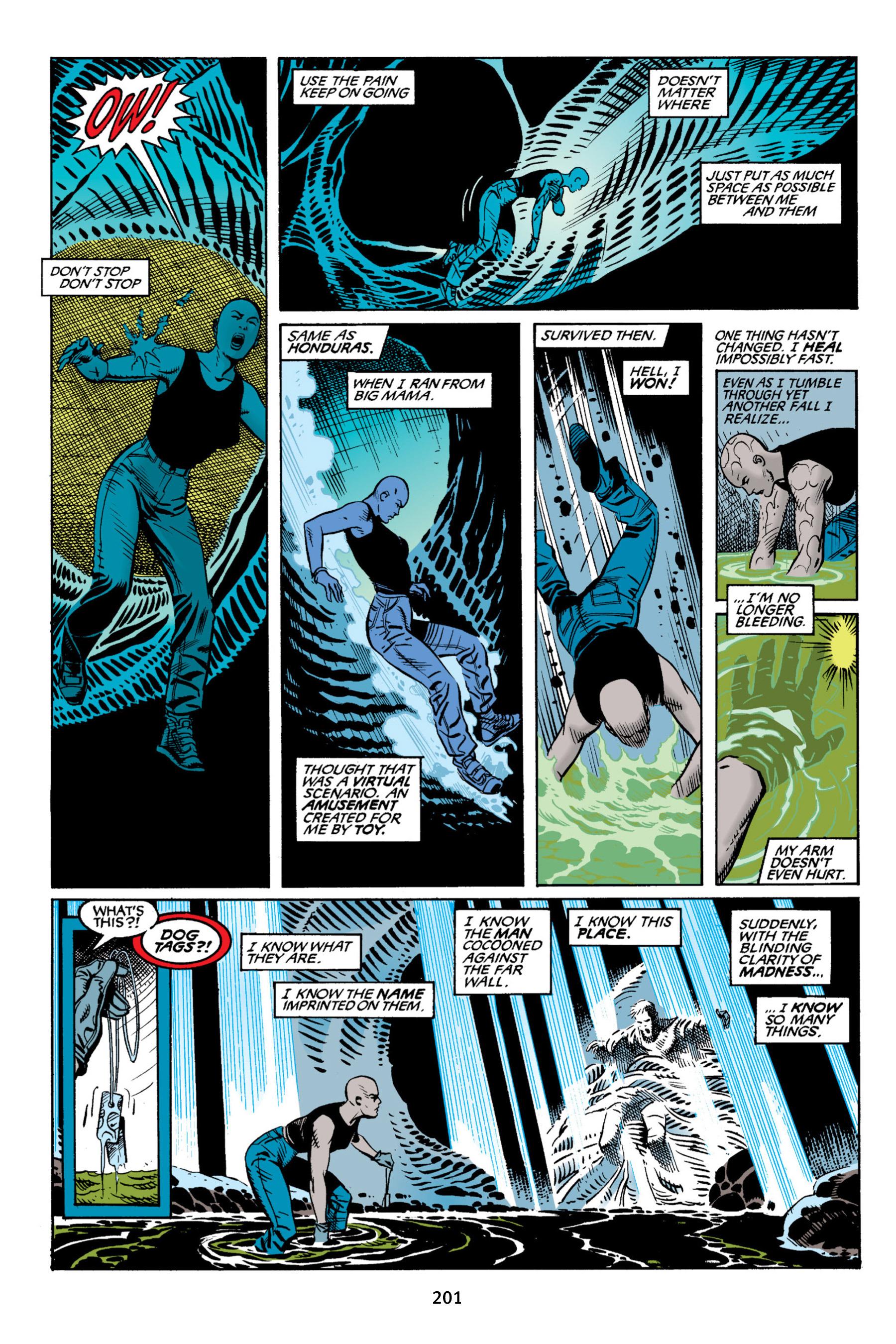 Aliens vs. Predator Omnibus _TPB_2_Part_2 Page 87