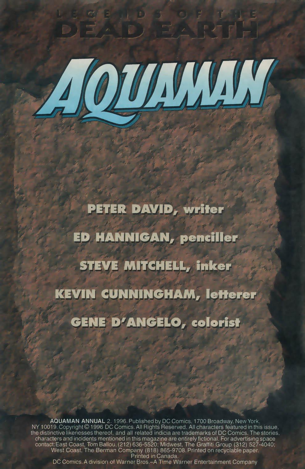 Aquaman (1994) _Annual 2 #2 - English 3