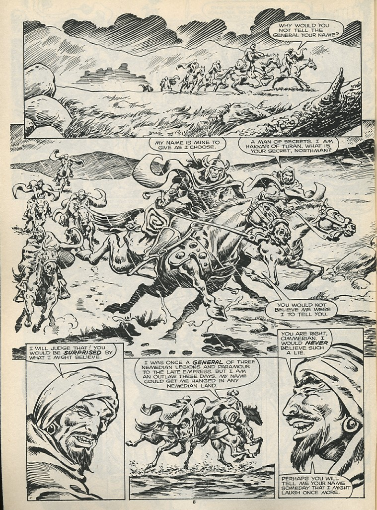 The Savage Sword Of Conan Issue #178 #179 - English 10