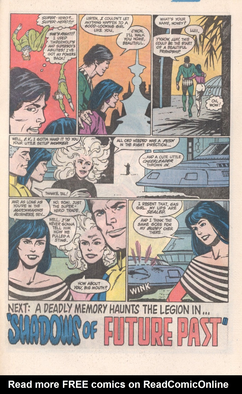 Tales of the Legion Issue #317 #4 - English 26