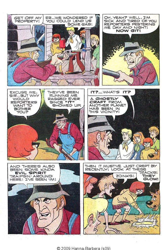 Read online Scooby-Doo... Where Are You! (1970) comic -  Issue #4 - 22
