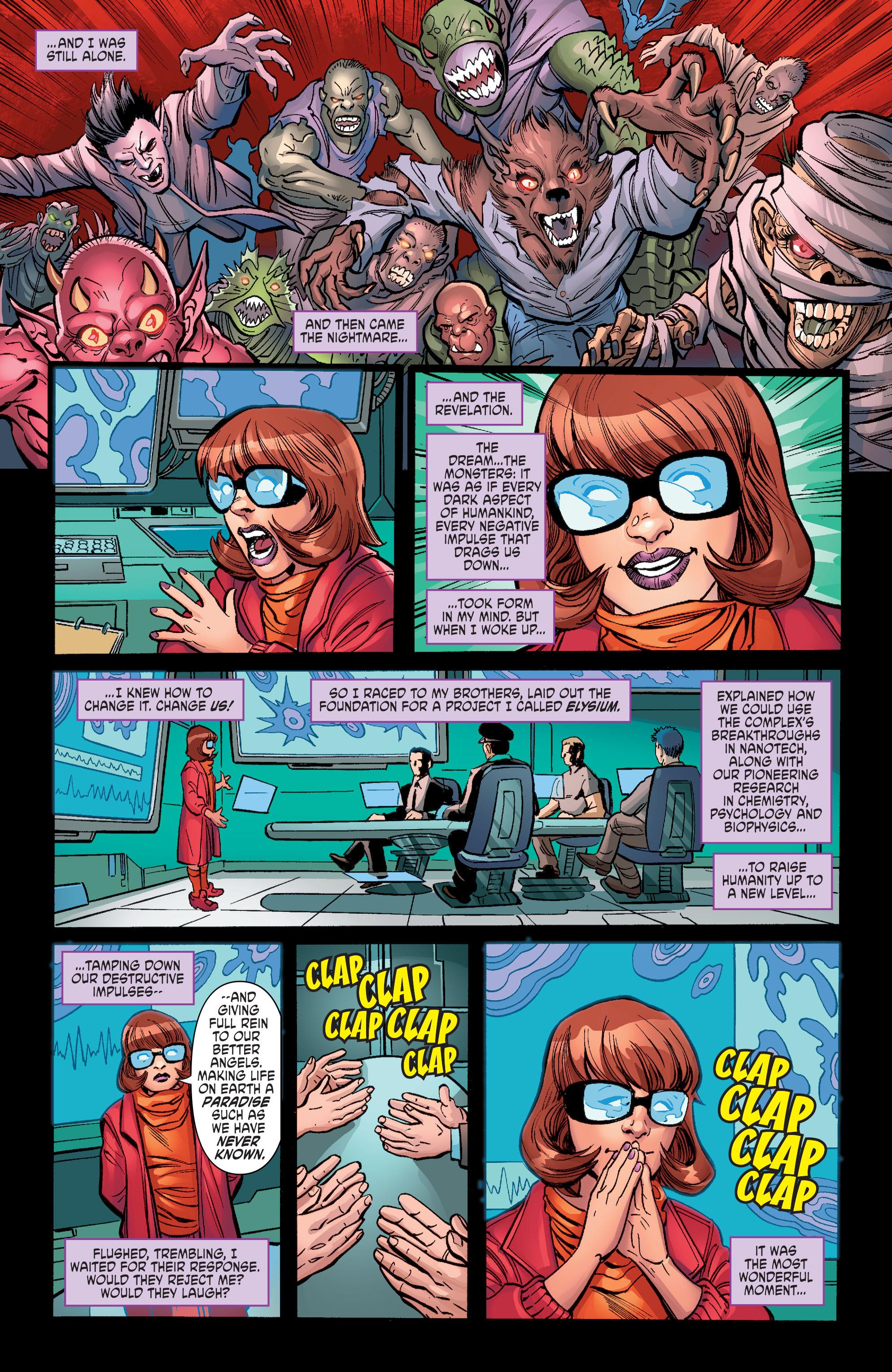 Read online Scooby Apocalypse comic -  Issue #6 - 17