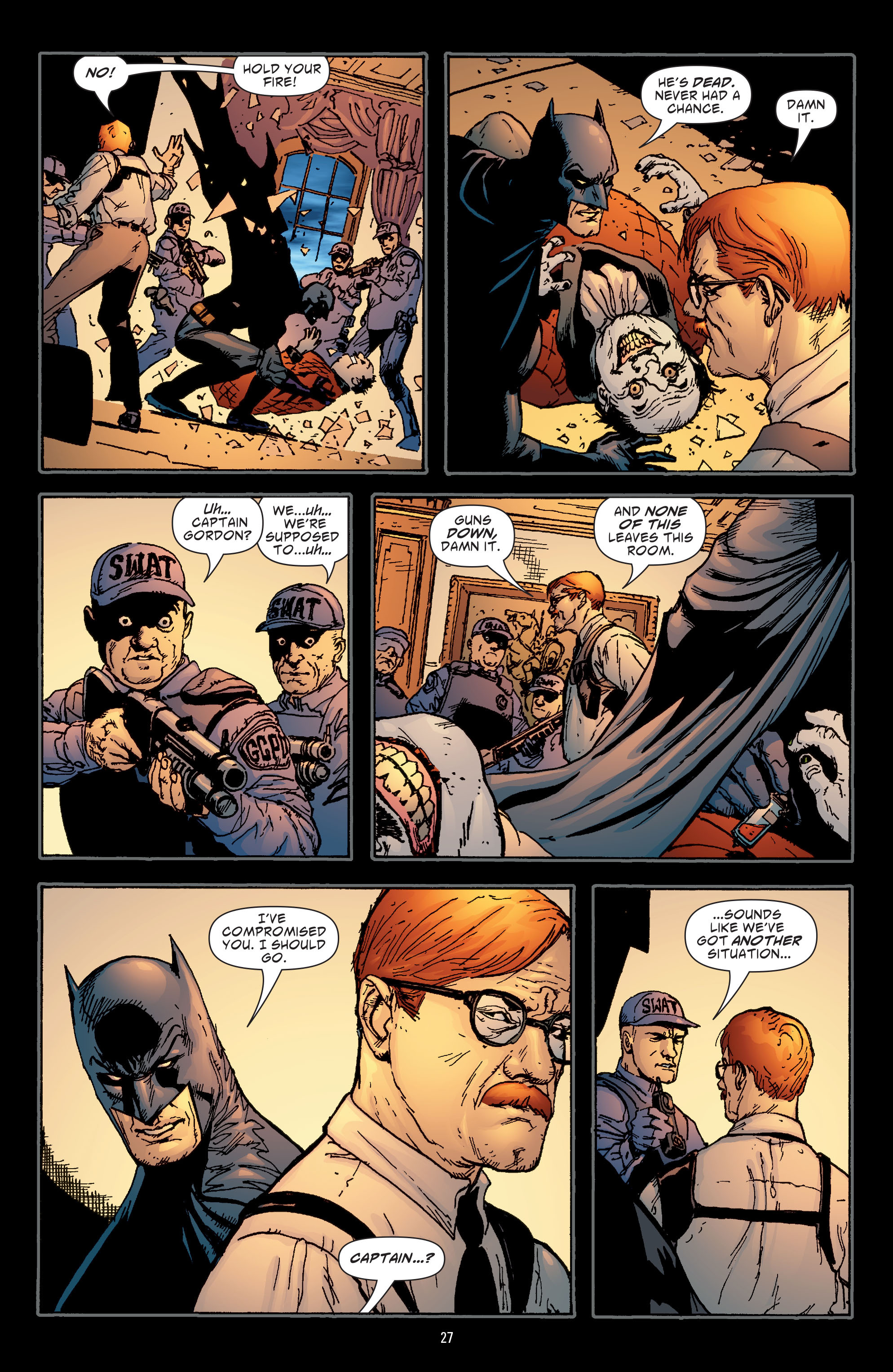 Batman: The Man Who Laughs chap 1 pic 28