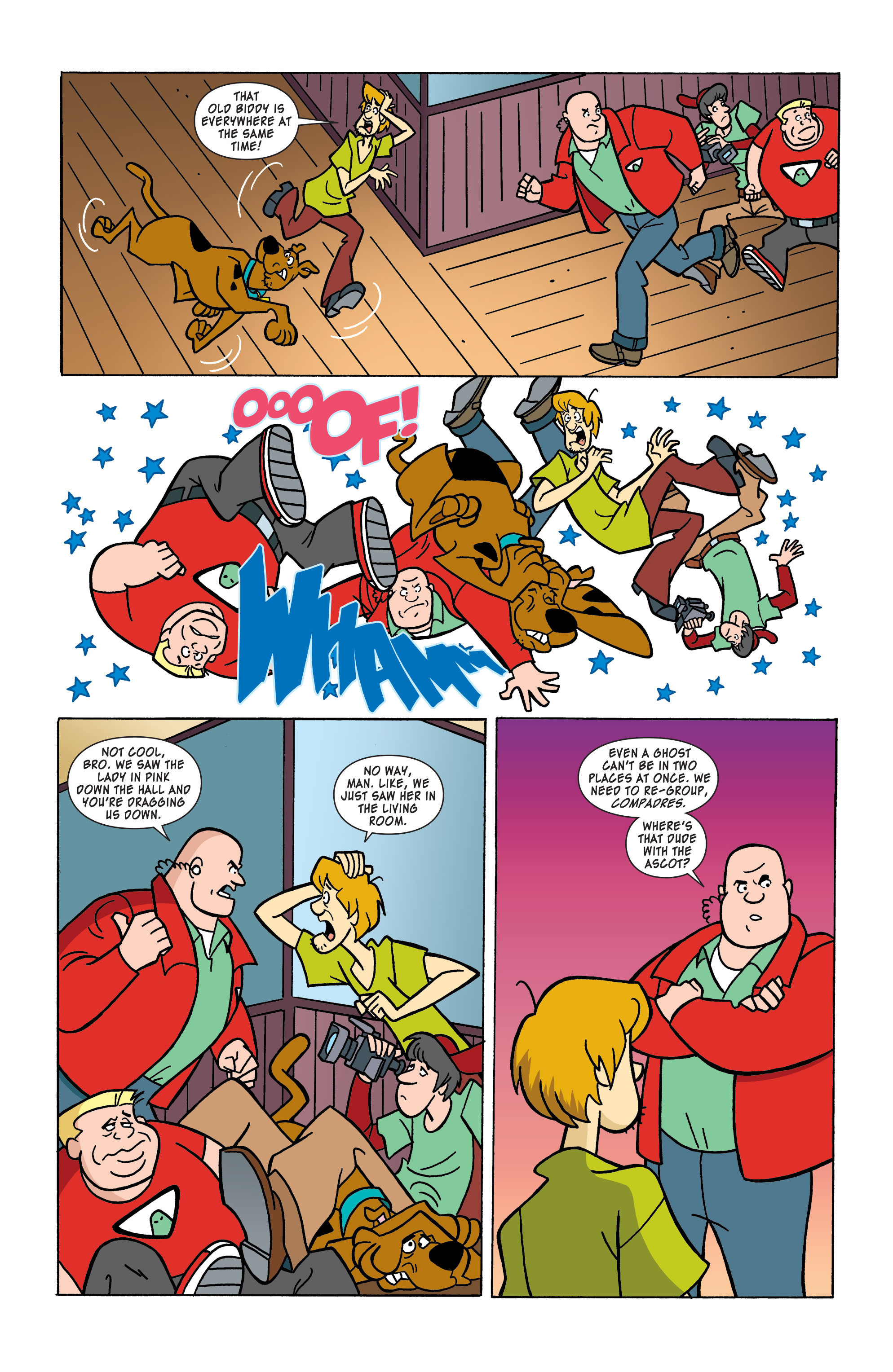 Read online Scooby-Doo: Where Are You? comic -  Issue #53 - 9