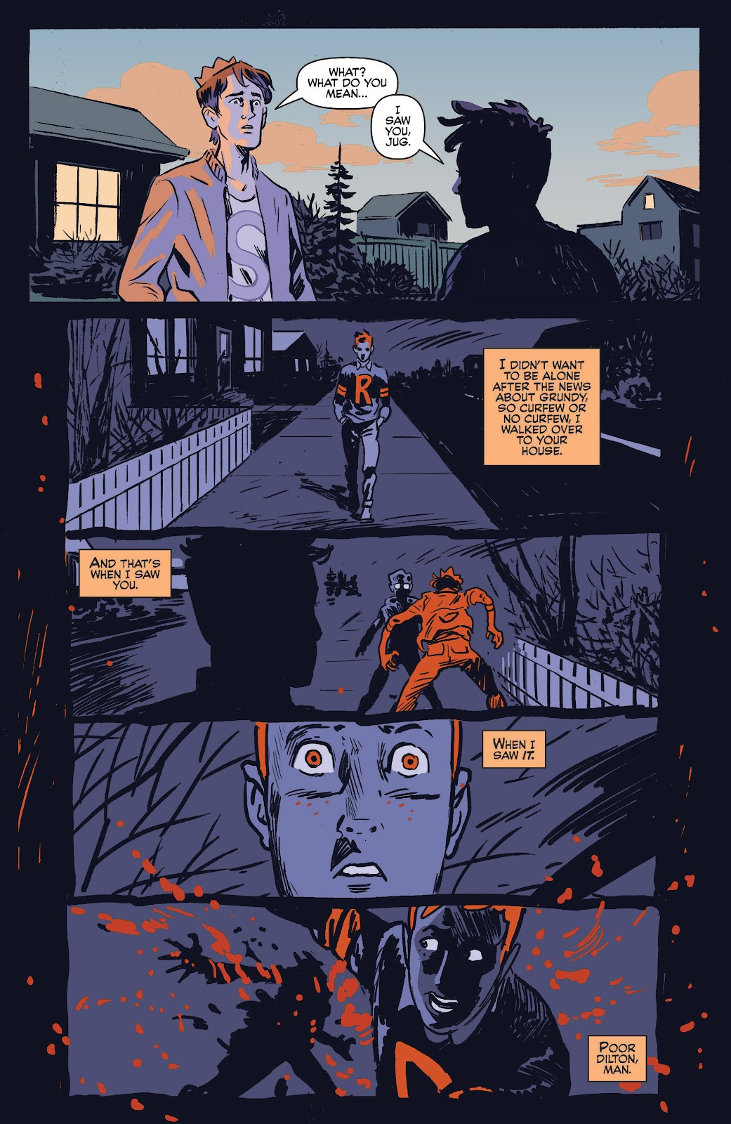 Jughead The Hunger Issue #0 #1 - English 23