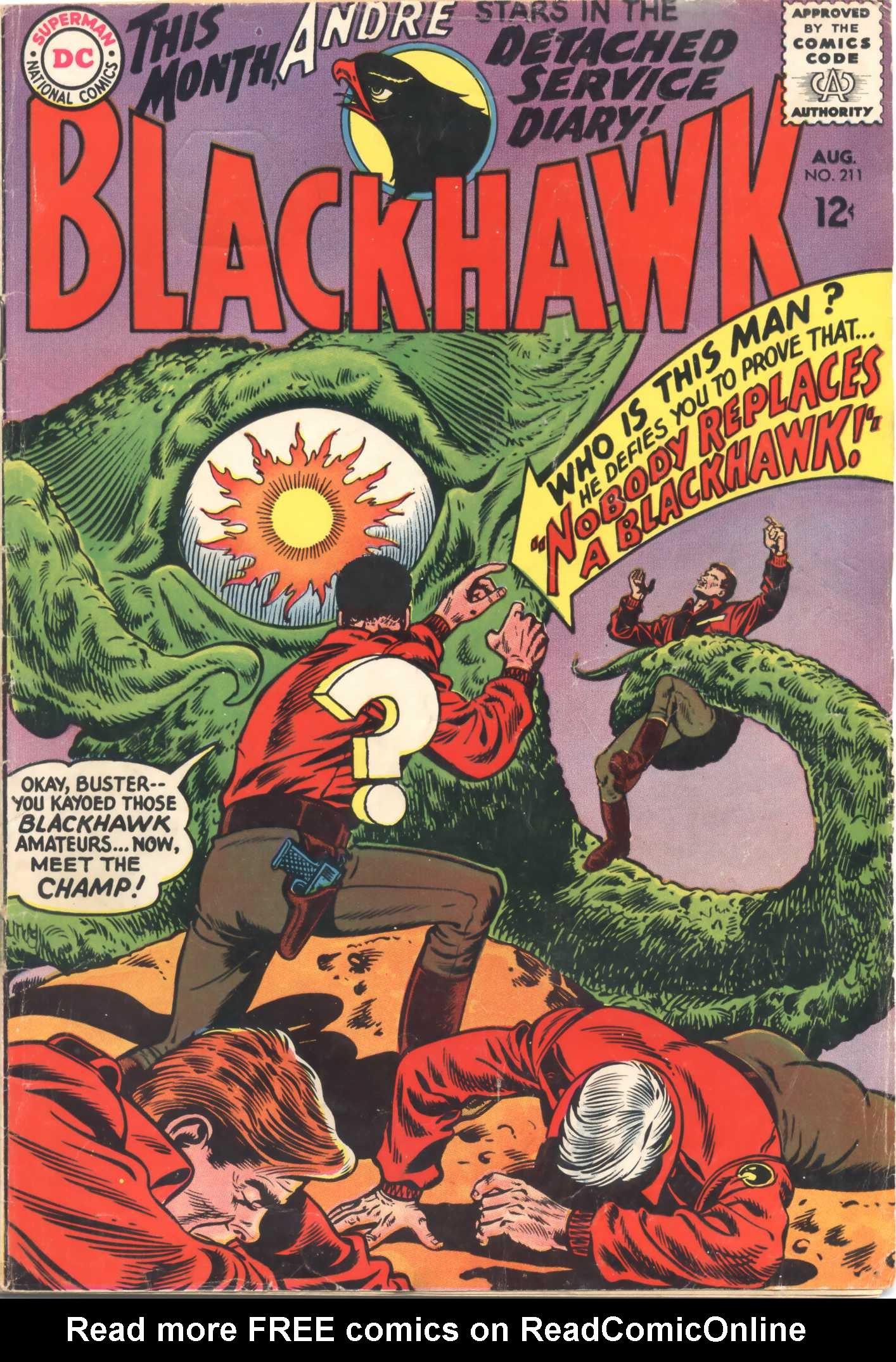 Blackhawk (1957) 211 Page 1