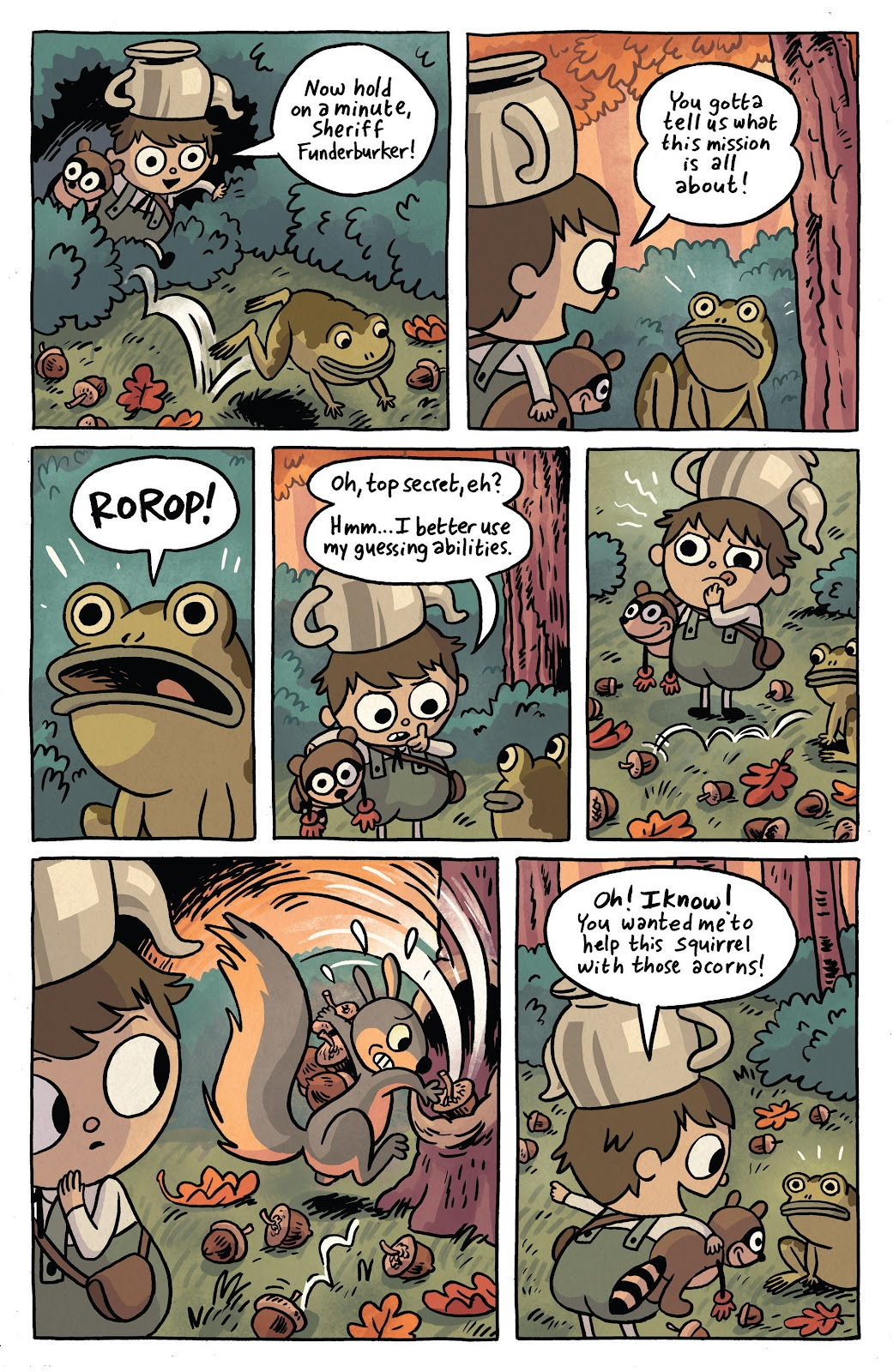 Over the Garden Wall (2016) Issue #2 #2 - English 4