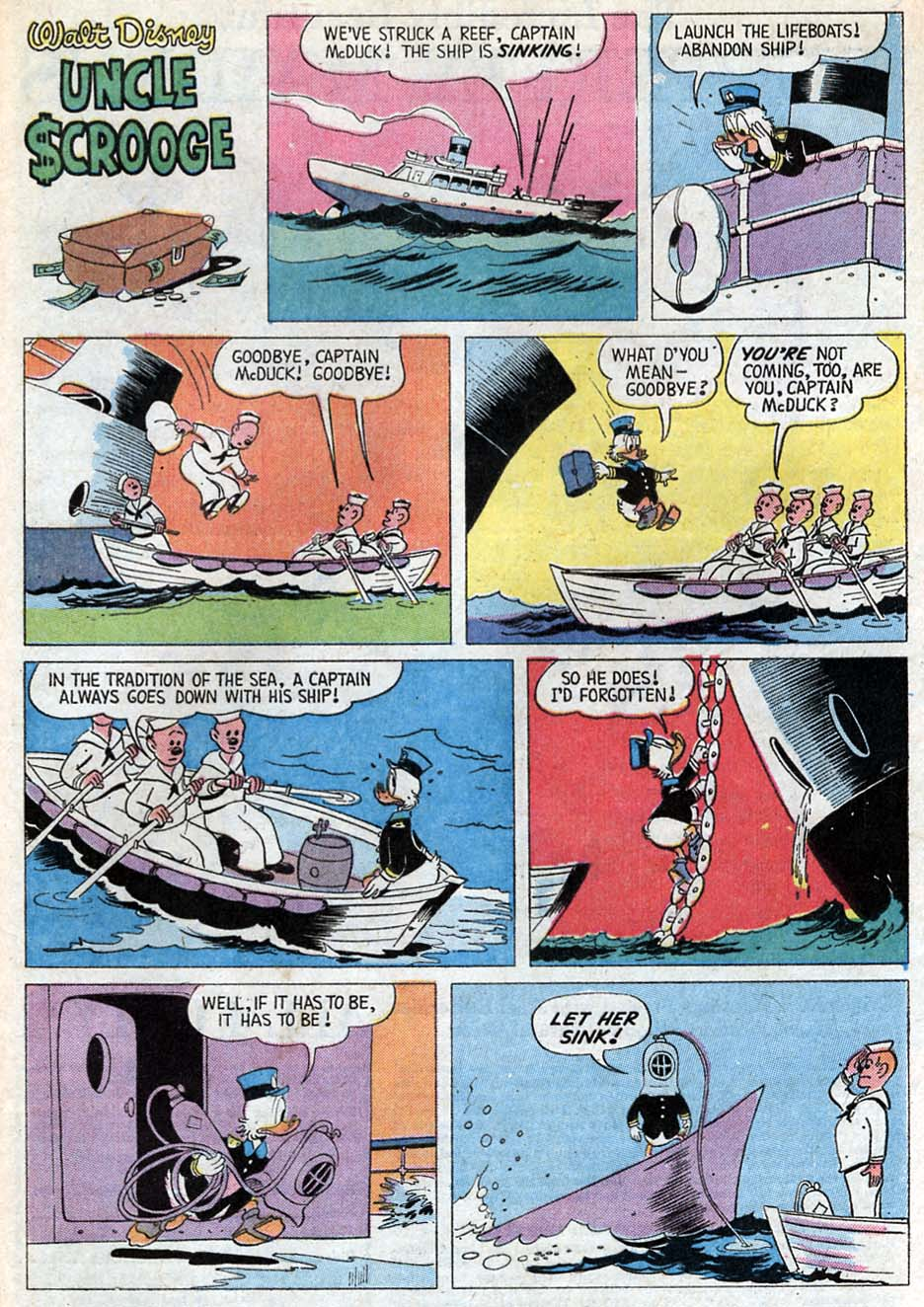 Uncle Scrooge (1953) Issue #97 #97 - English 33