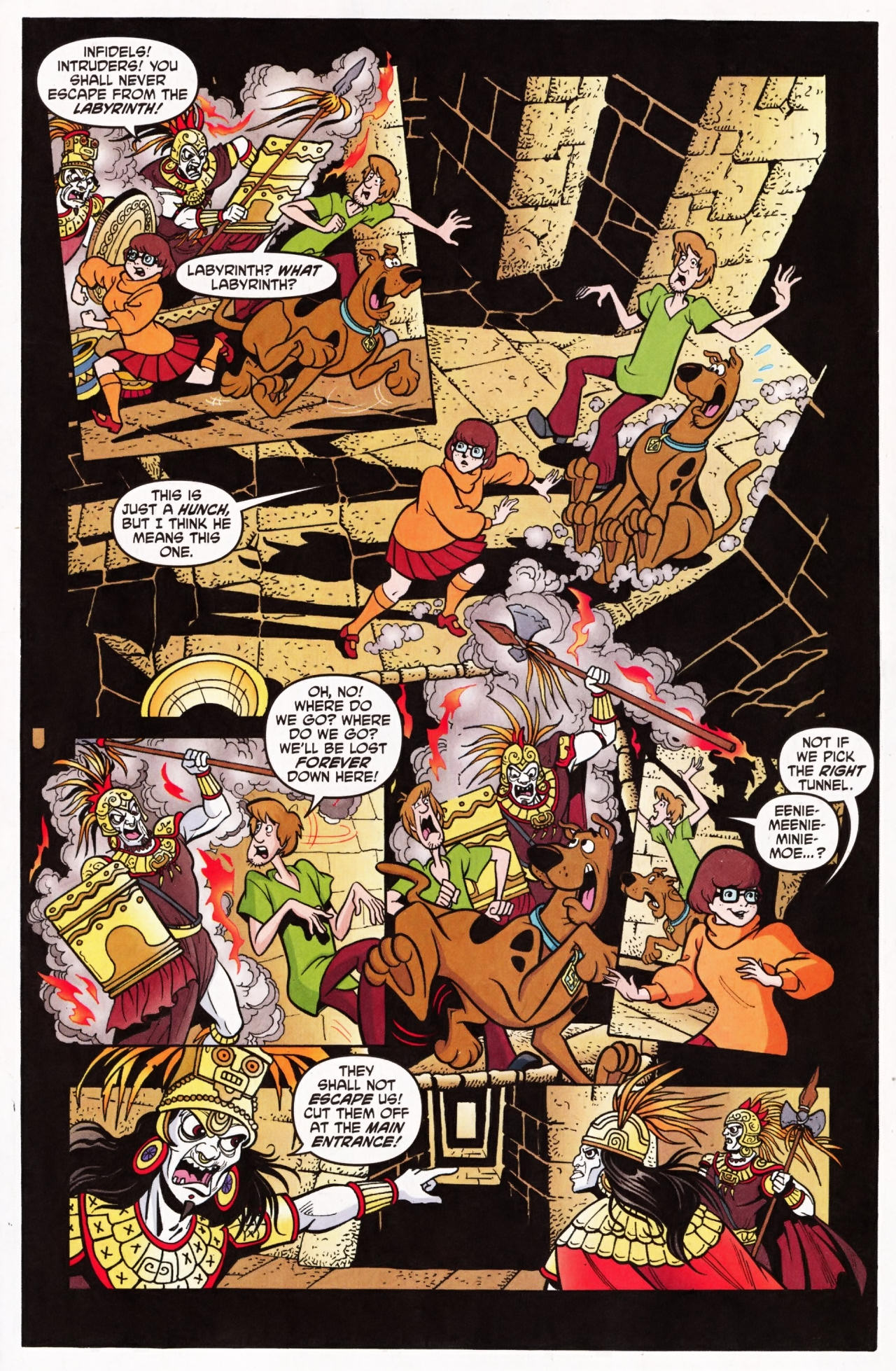 Read online Scooby-Doo (1997) comic -  Issue #133 - 8