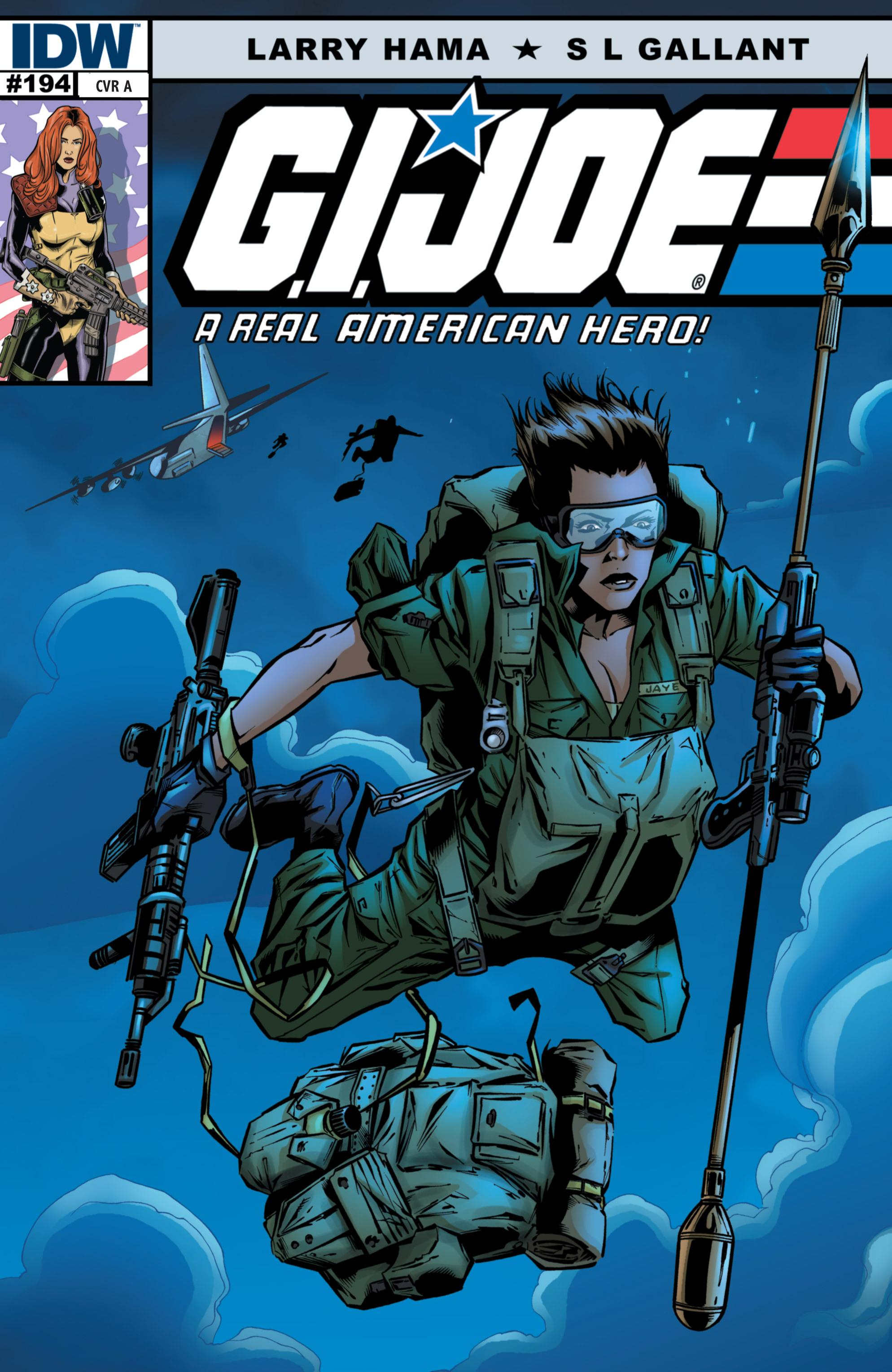 G.I. Joe: A Real American Hero 194 Page 1