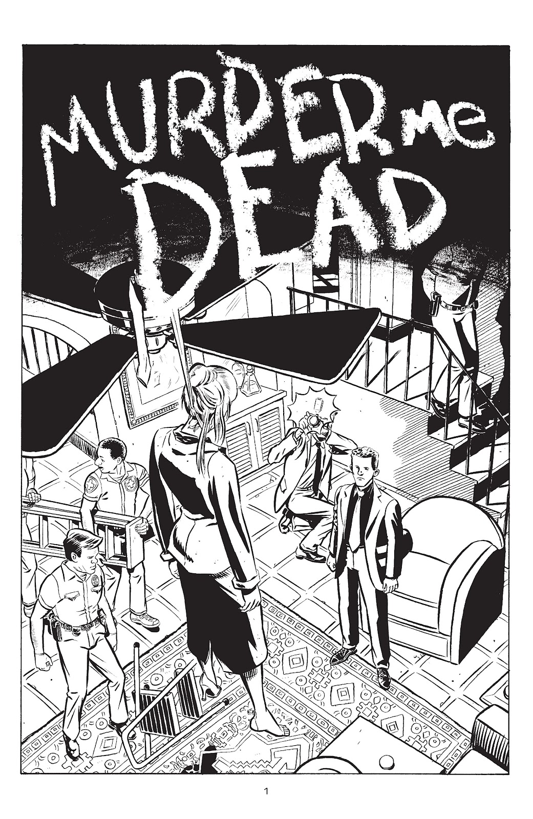Stray Bullets Issue #22 #22 - English 36