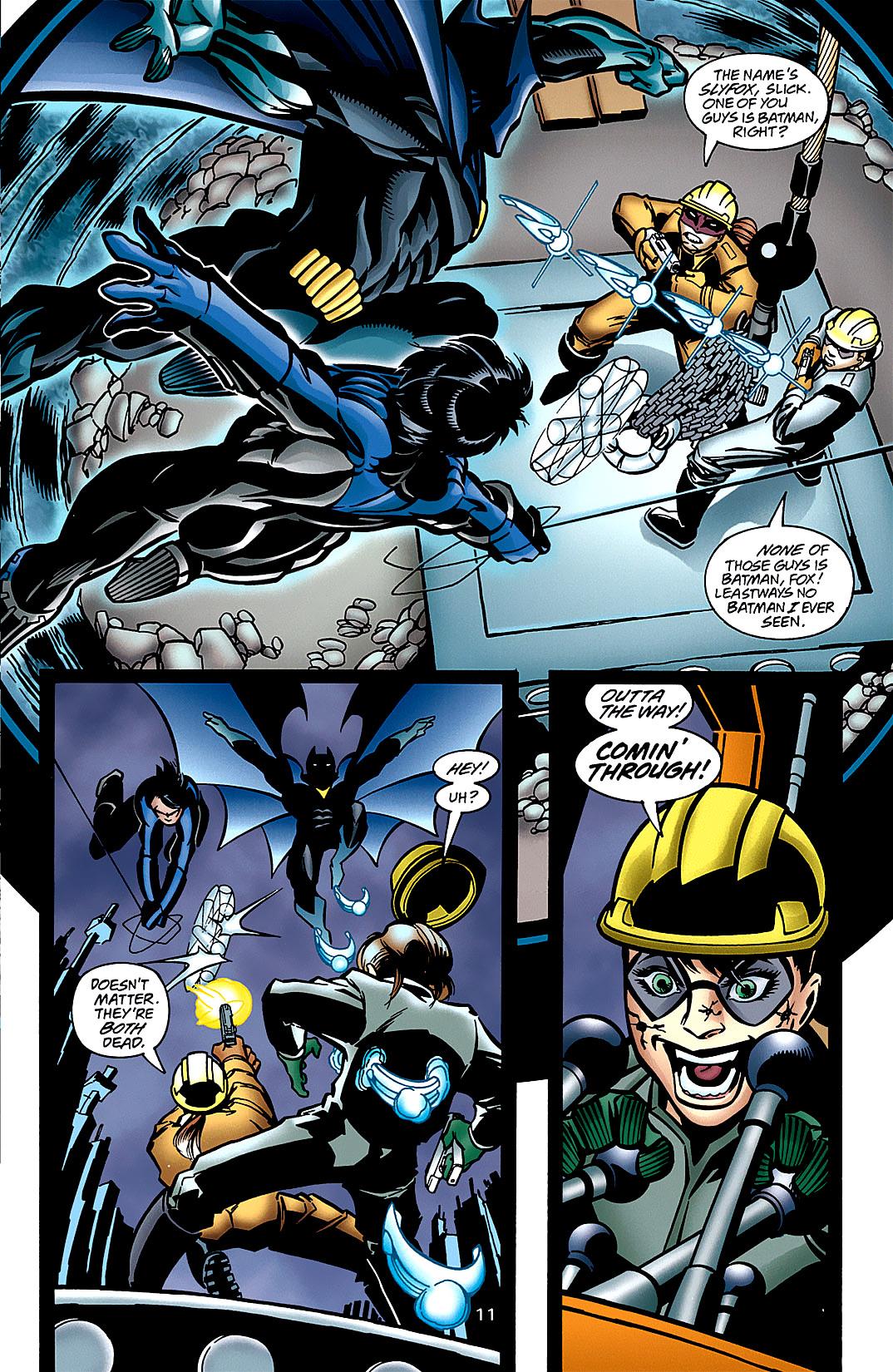 Nightwing (1996) chap 1000000 pic 12