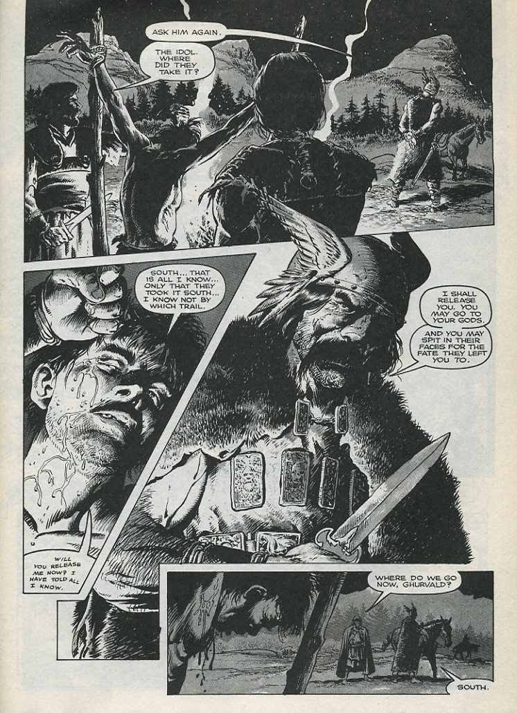 The Savage Sword Of Conan Issue #179 #180 - English 3