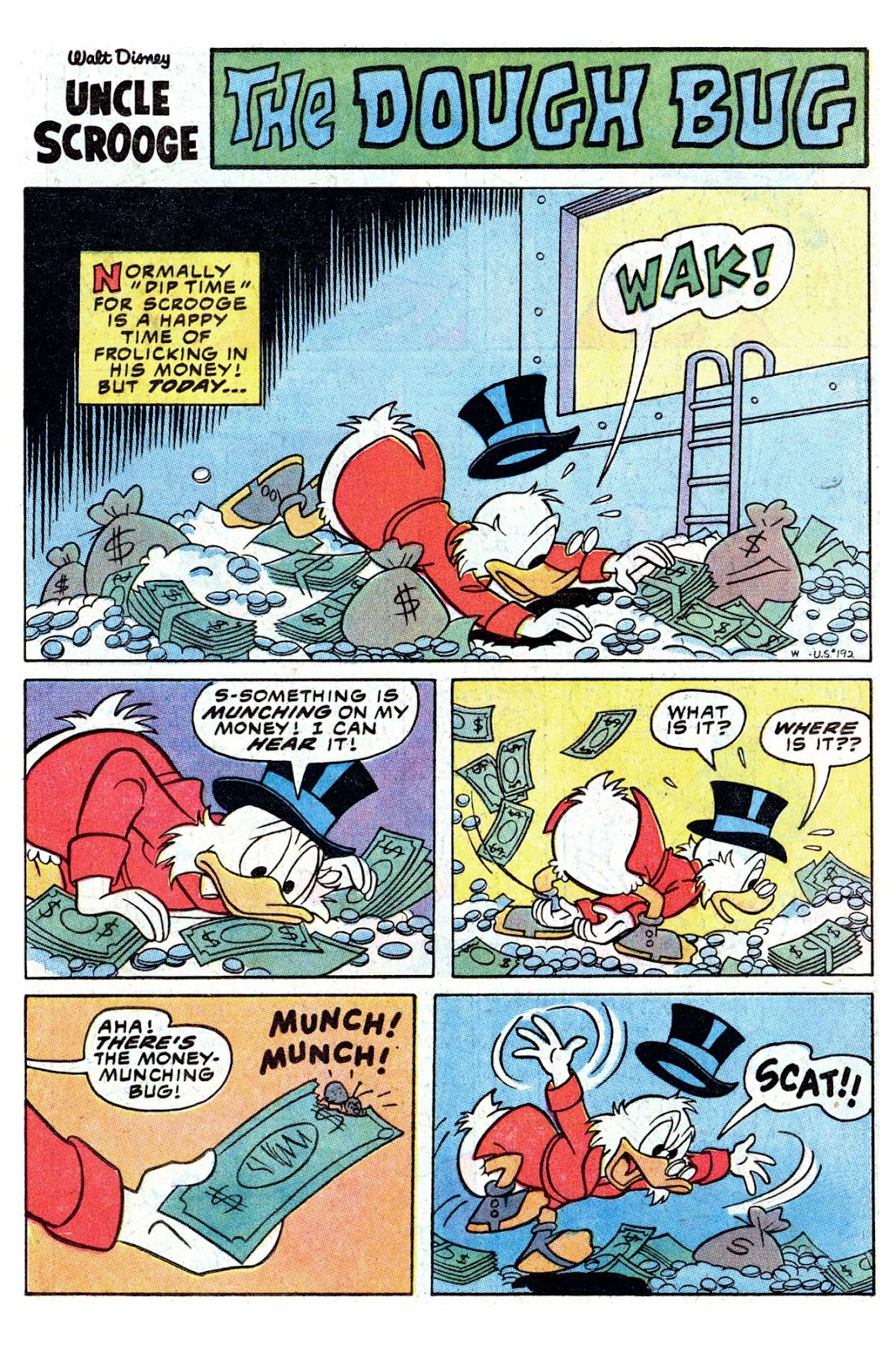 Uncle Scrooge (1953) Issue #192 #192 - English 15