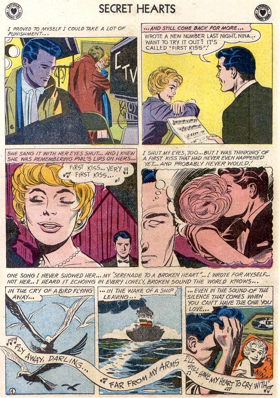 Read online Secret Hearts comic -  Issue #65 - 11