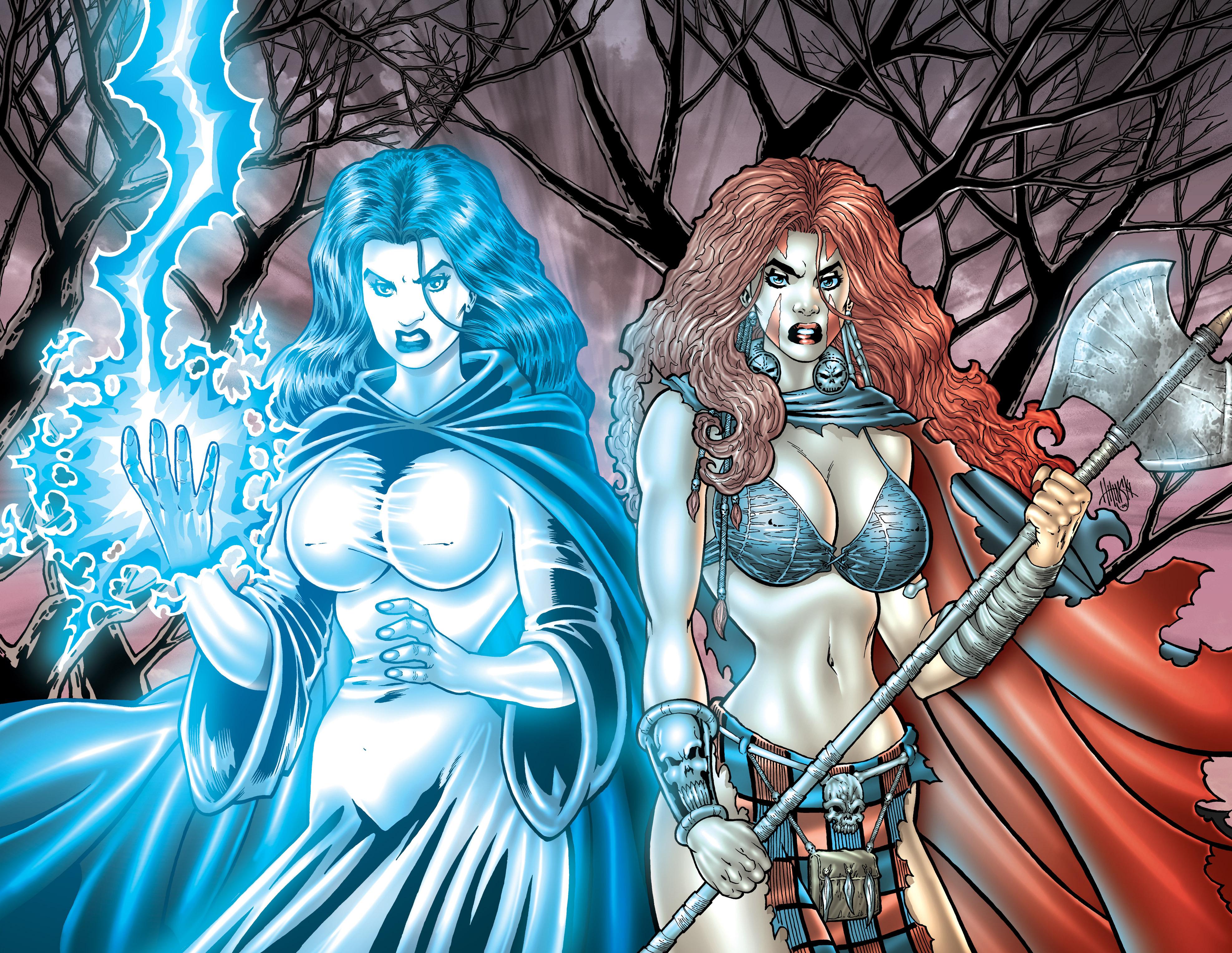 Read online Belladonna comic -  Issue #0 - 51