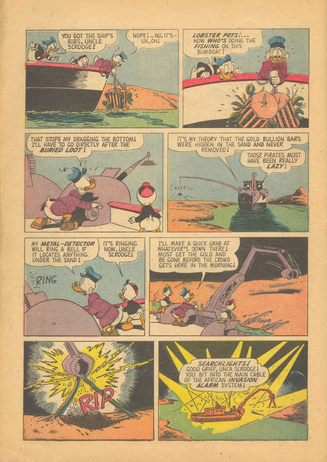 Uncle Scrooge (1953) Issue #25 #25 - English 10