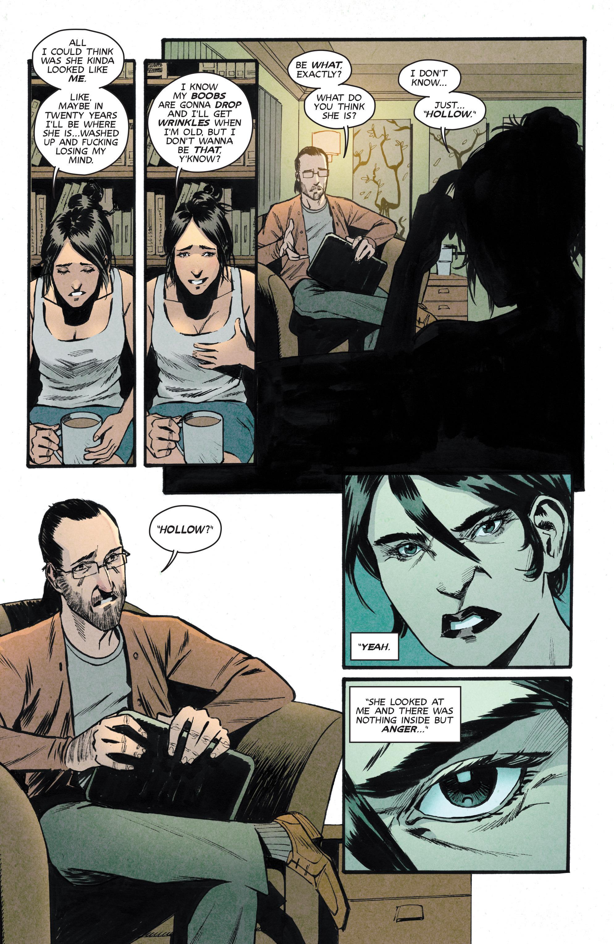 Read online Glitterbomb comic -  Issue #2 - 5