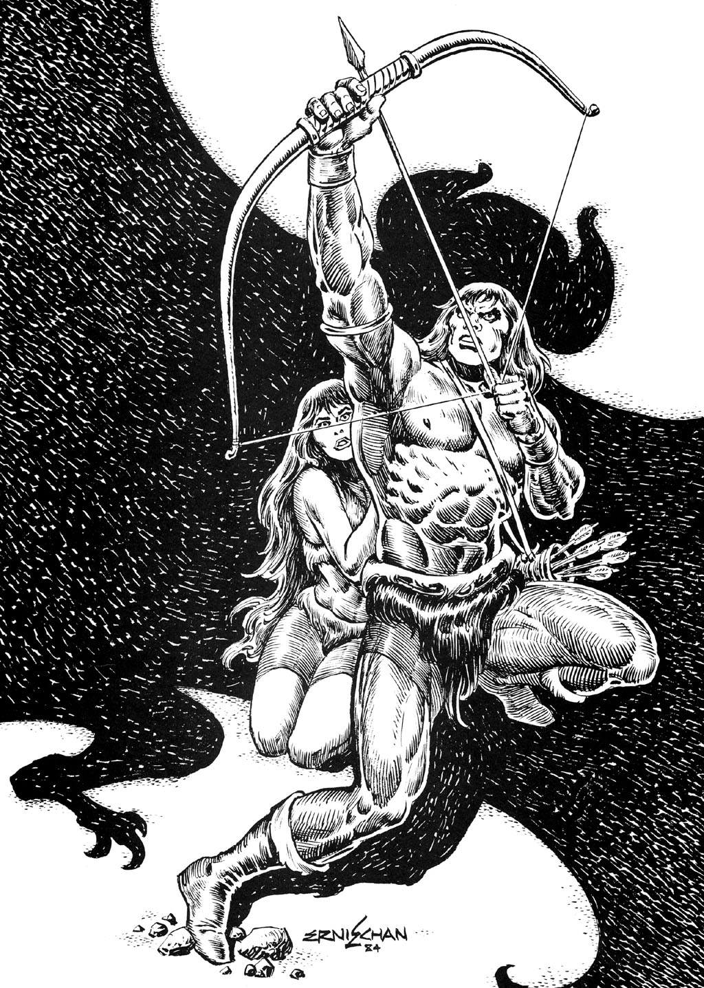 The Savage Sword Of Conan Issue #110 #111 - English 3