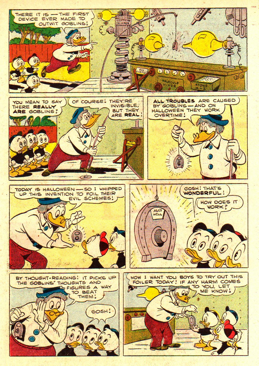 Read online Walt Disney's Donald Duck (1952) comic -  Issue #26 - 27
