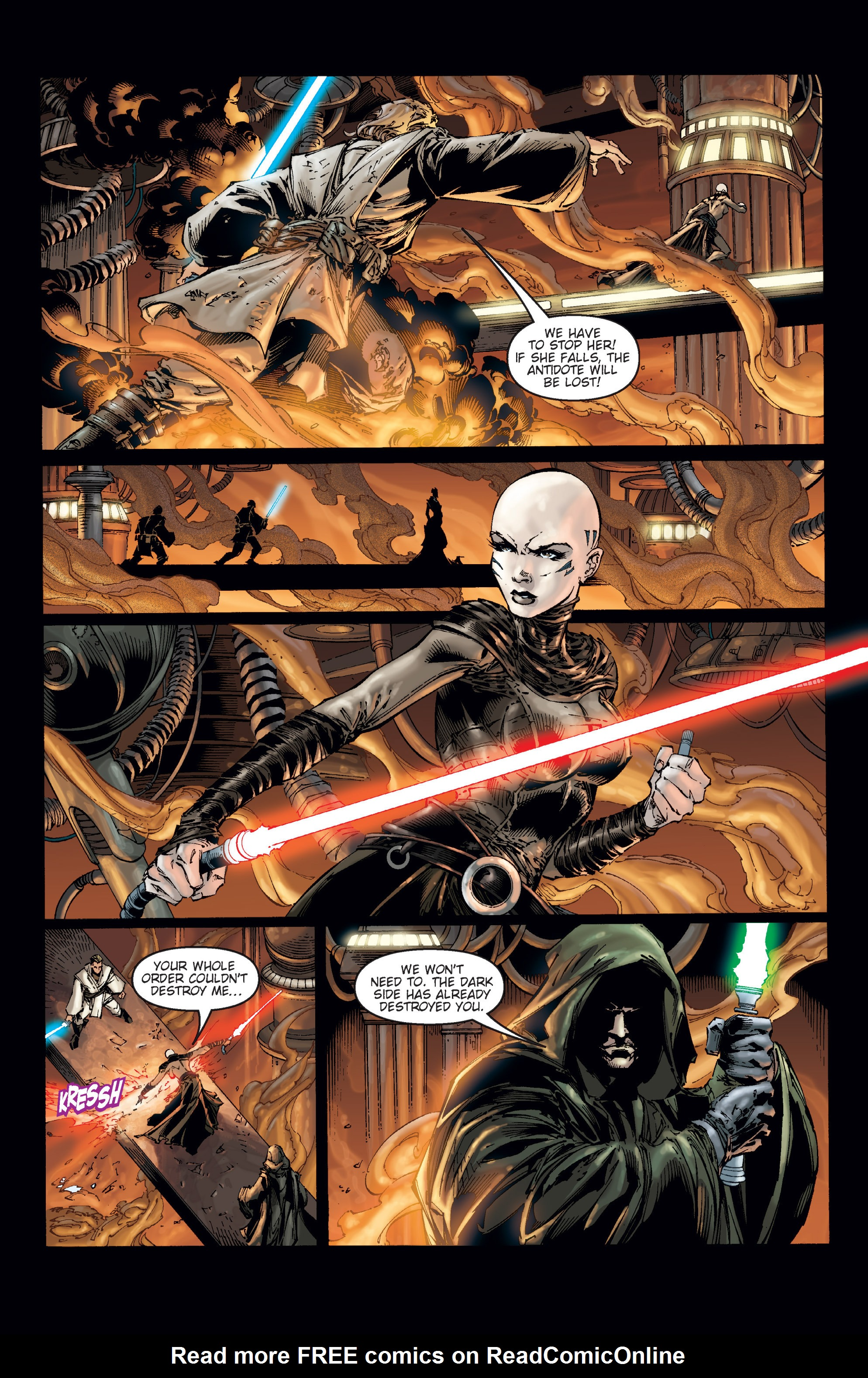 Star Wars Legends Epic Collection: The Clone Wars chap 1 pic 200
