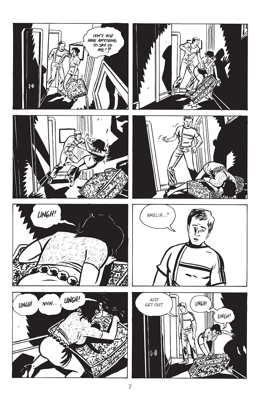 Stray Bullets Issue #19 #19 - English 9