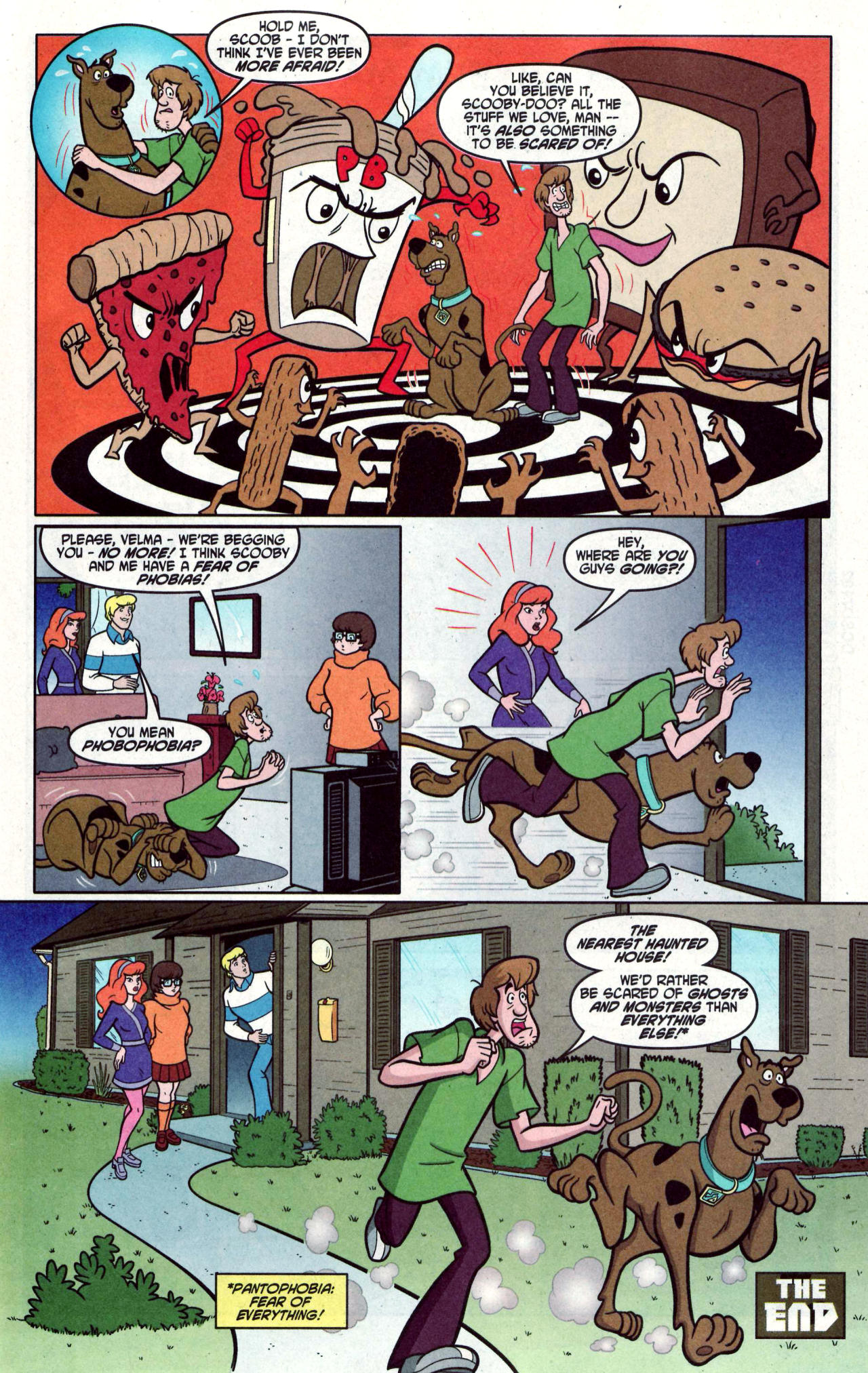 Read online Scooby-Doo (1997) comic -  Issue #122 - 21
