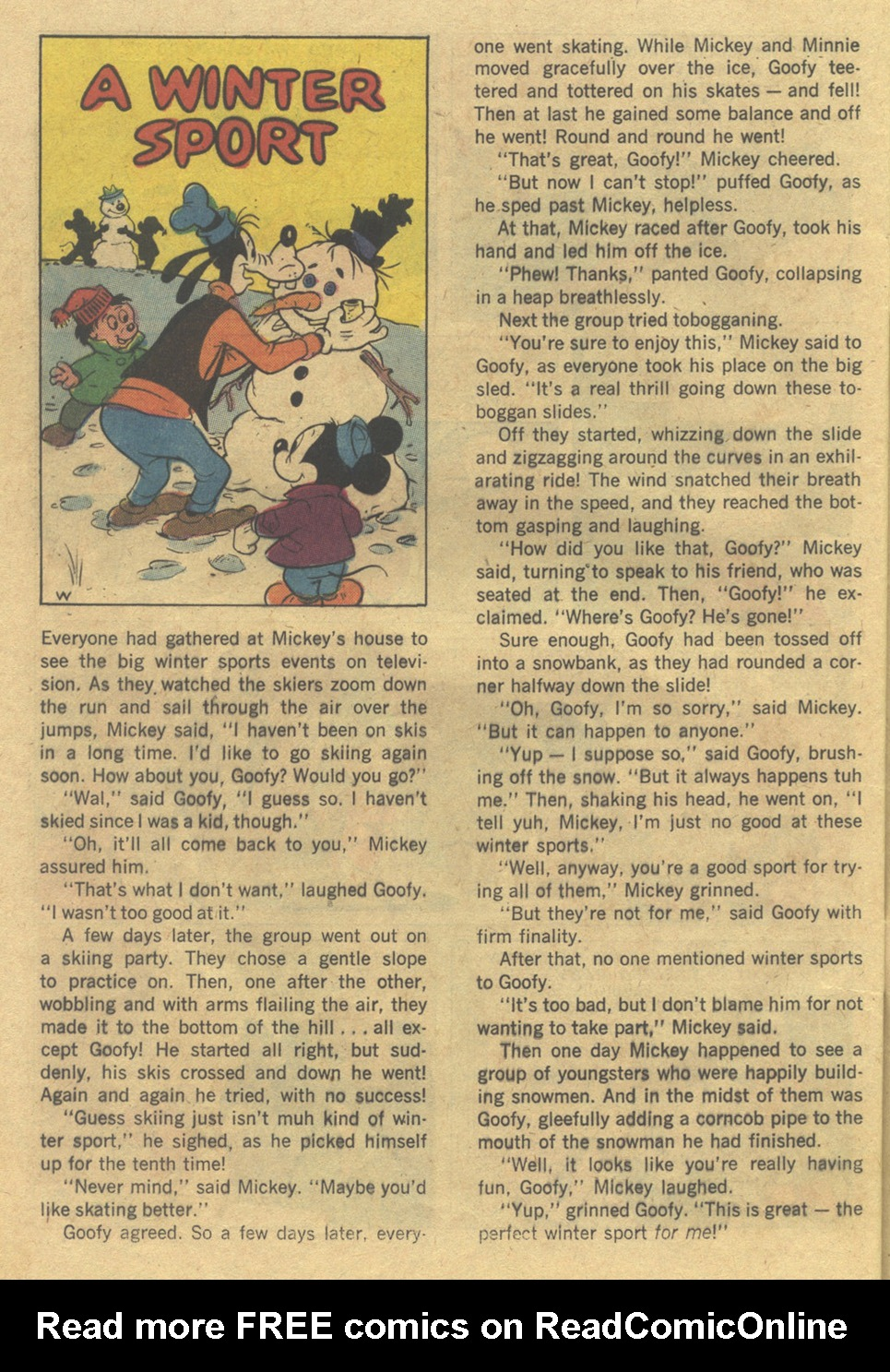 Uncle Scrooge (1953) Issue #98 #98 - English 28