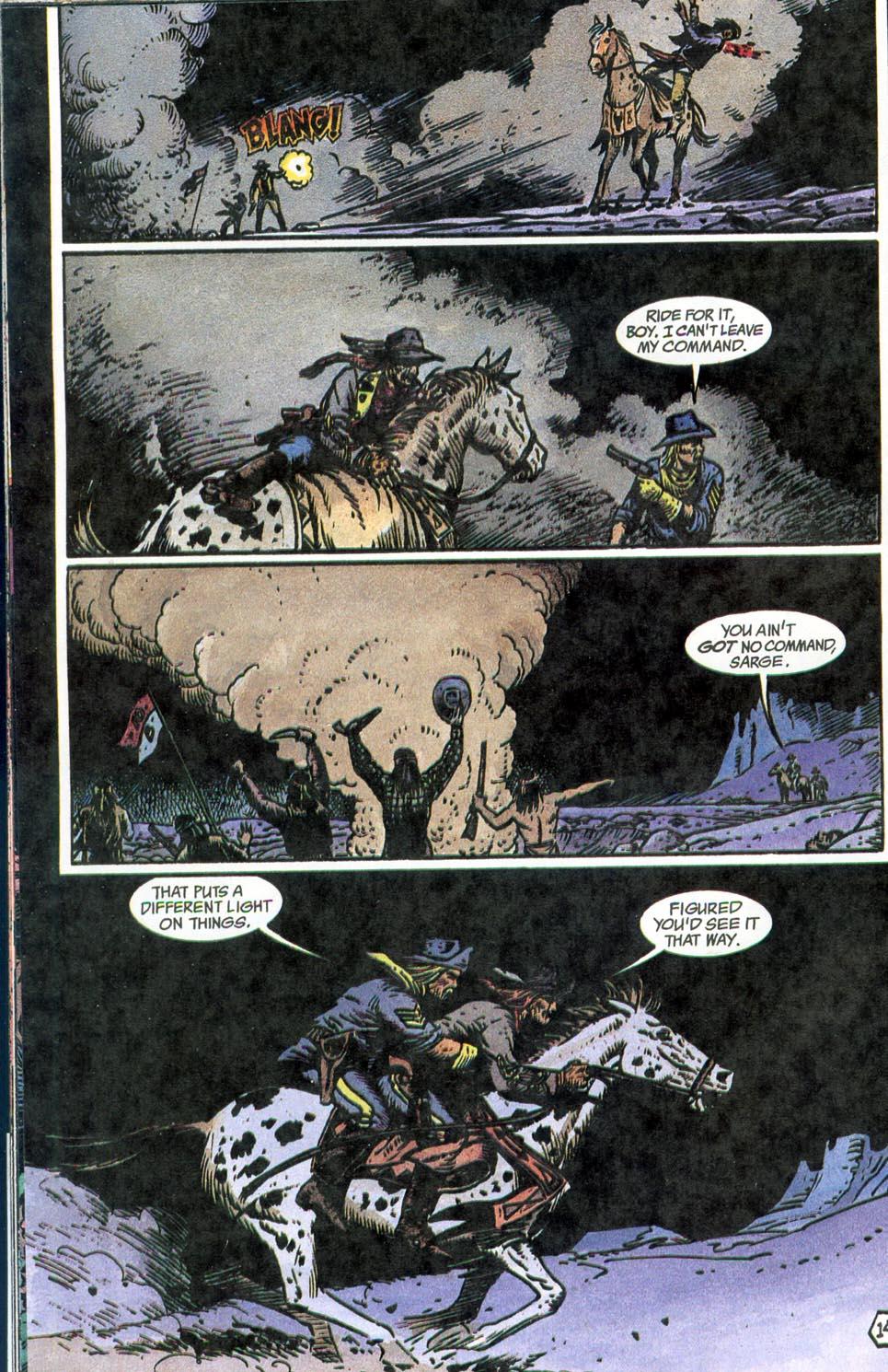 Jonah Hex: Two-Gun Mojo Issue #5 #5 - English 16