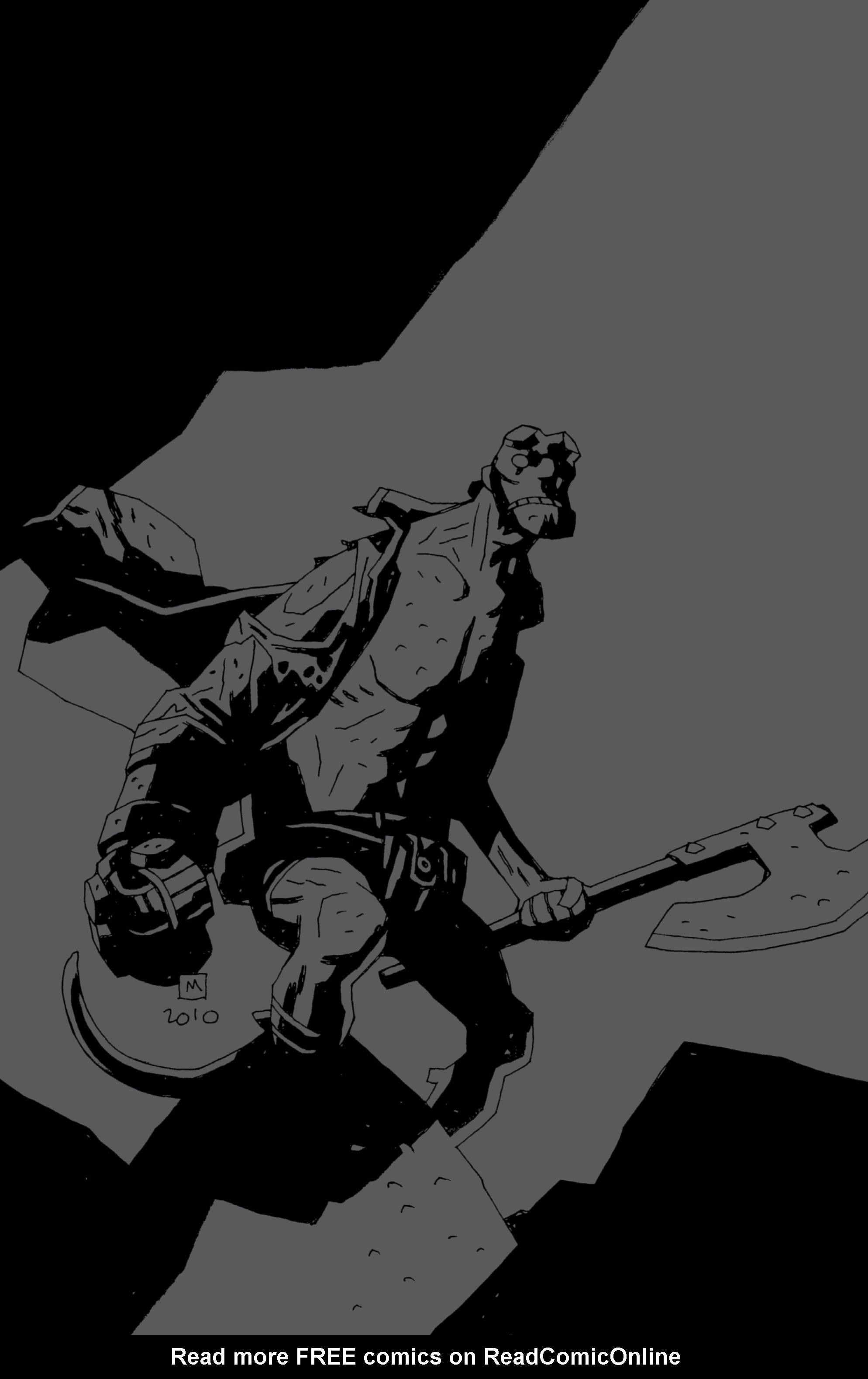Hellboy chap 12 pic 87