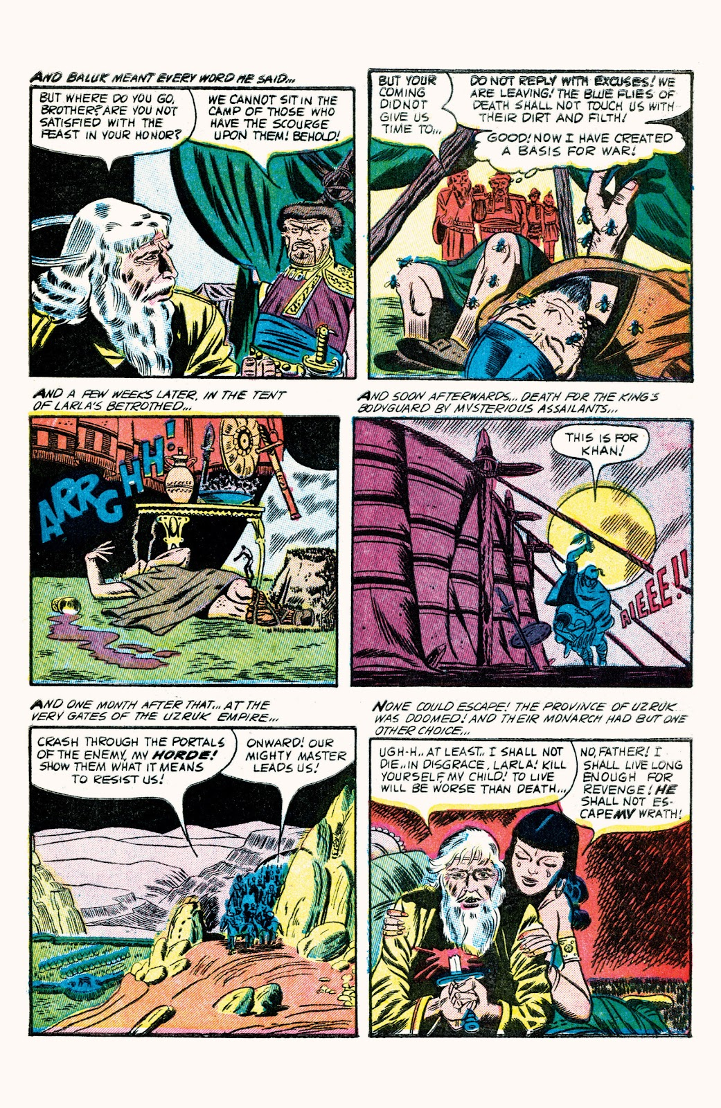 Haunted Horror Issue #6 #6 - English 8