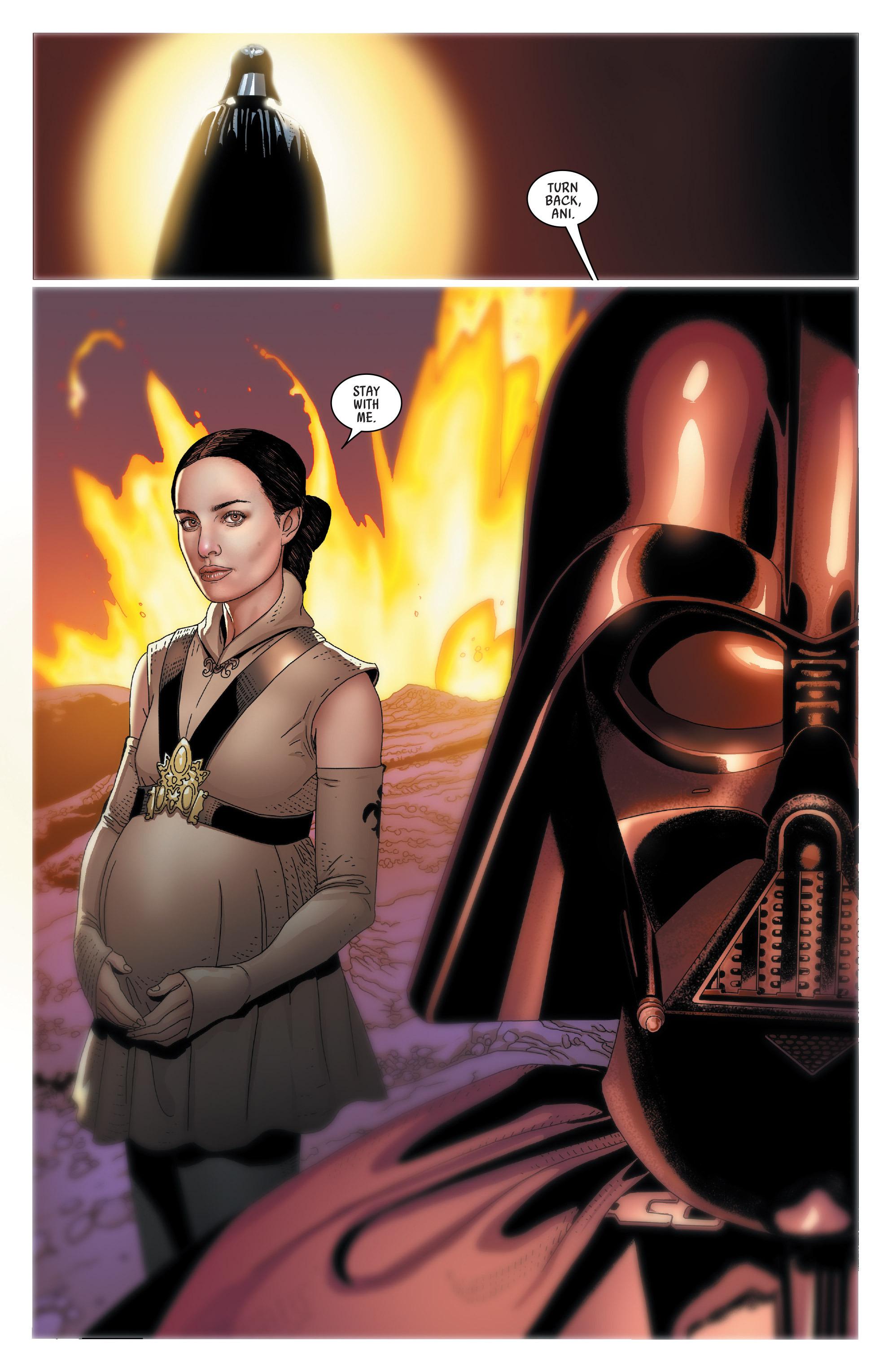 Read online Darth Vader comic -  Issue #24 - 14