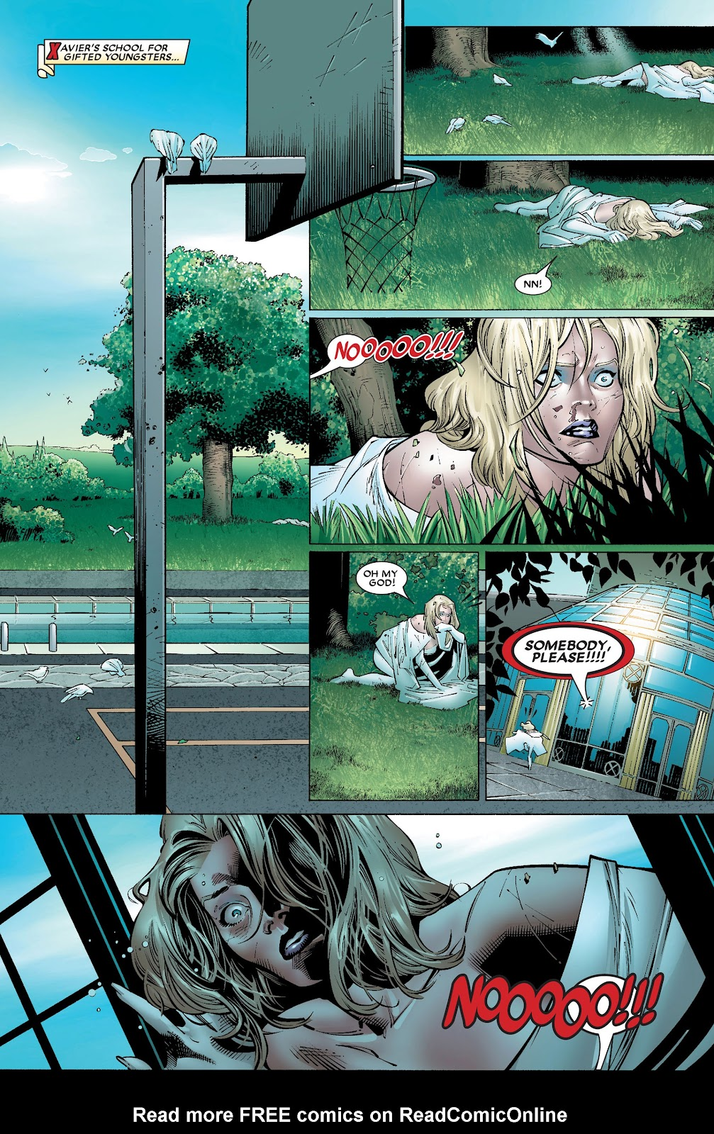 House of M (2005) Issue #8 #8 - English 8