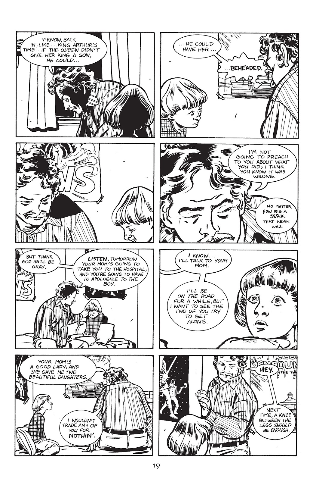 Stray Bullets Issue #2 #2 - English 21