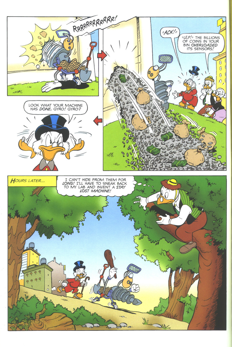 Uncle Scrooge (1953) Issue #345 #345 - English 56