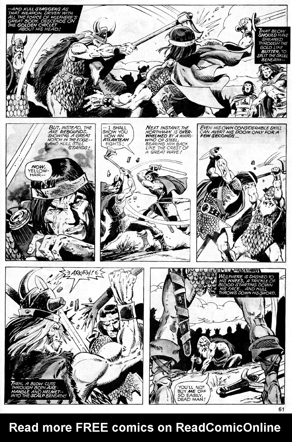 The Savage Sword Of Conan Issue #42 #43 - English 61
