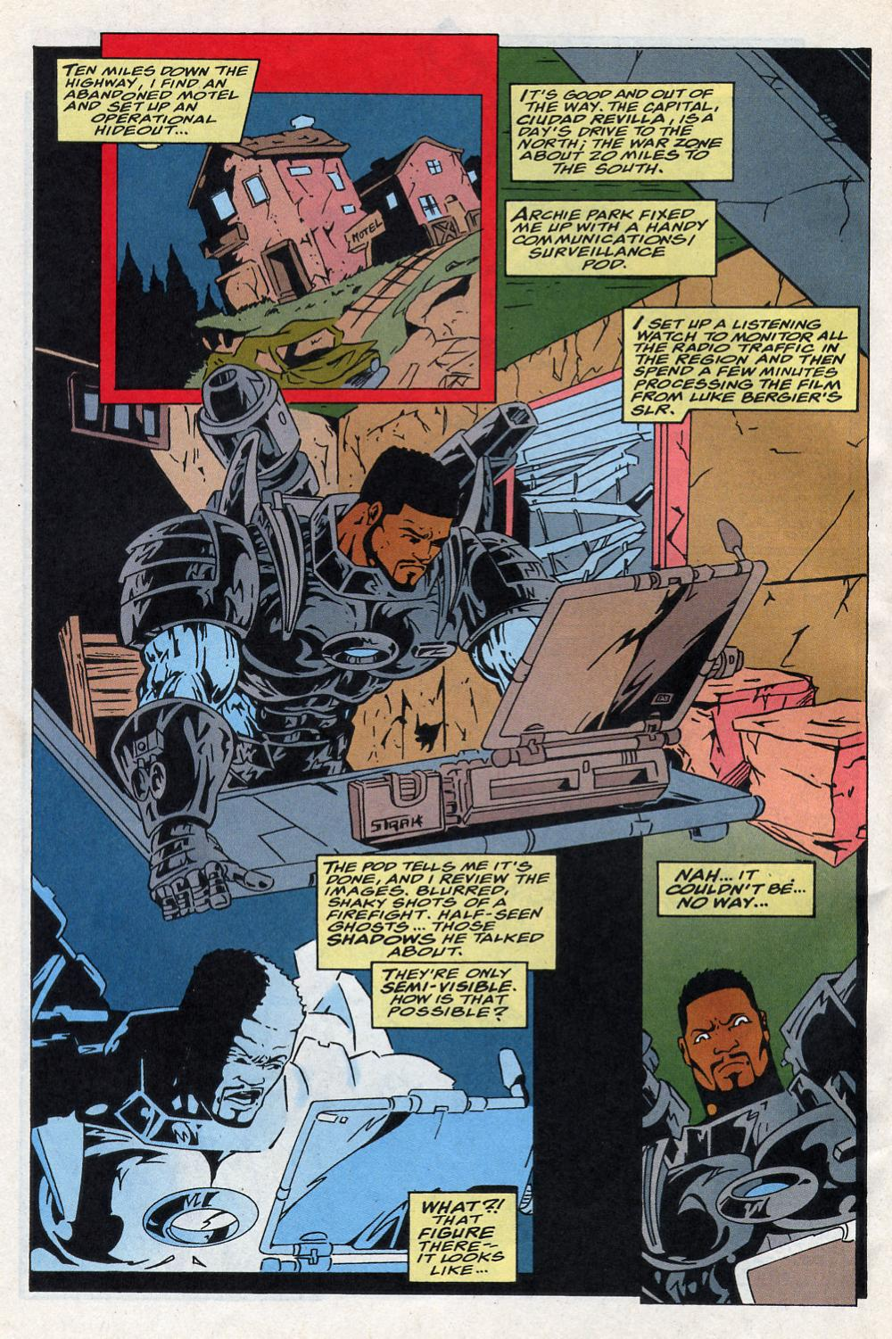Force Works Issue #12 #12 - English 33
