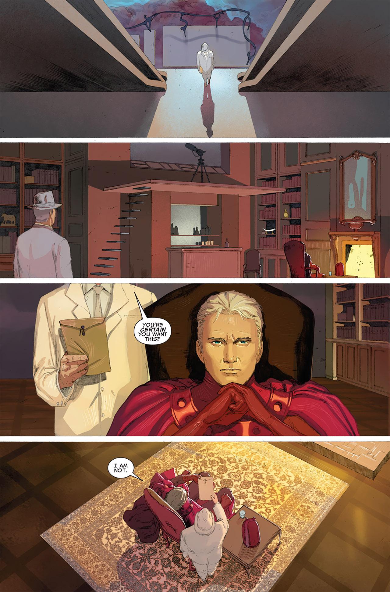 Uncanny X-Force (2010) #9 #28 - English 5