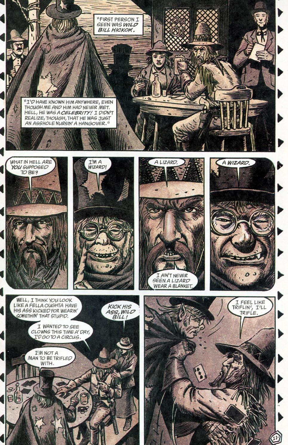Jonah Hex: Two-Gun Mojo Issue #4 #4 - English 13