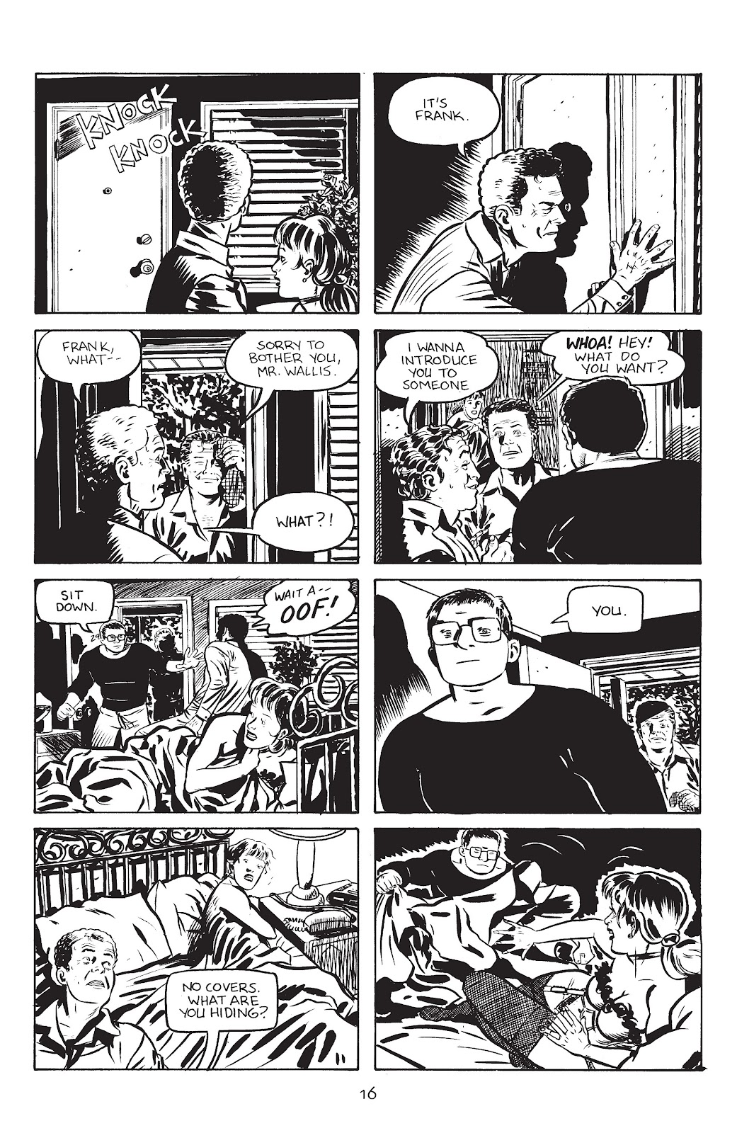 Stray Bullets Issue #20 #20 - English 18