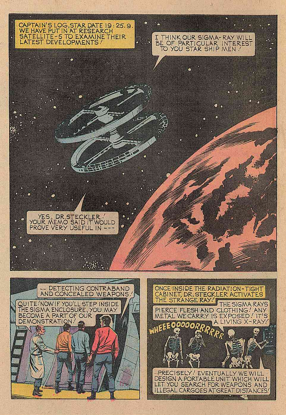 Star Trek (1967) Issue #36 #36 - English 3