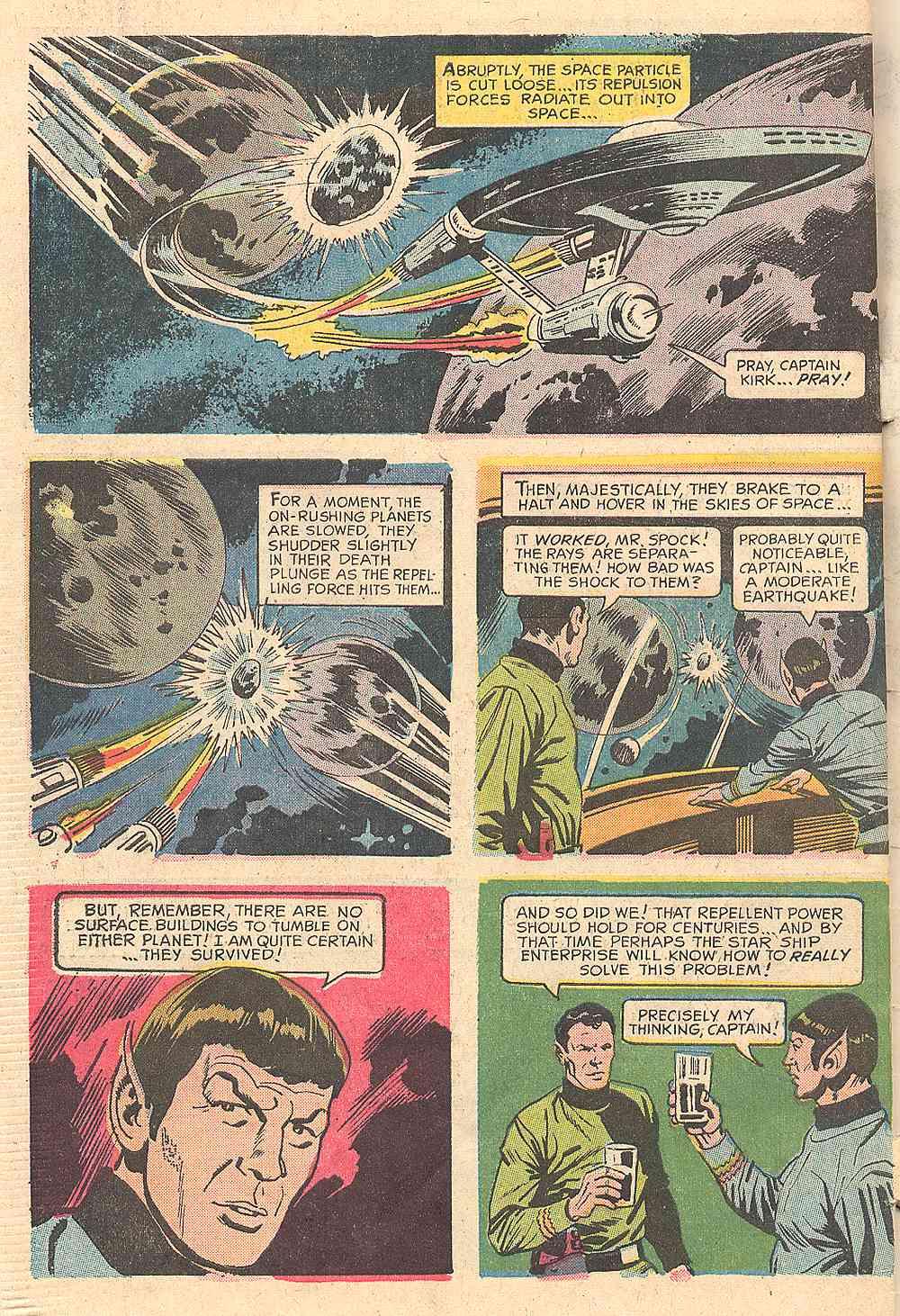 Star Trek (1967) Issue #6 #6 - English 33